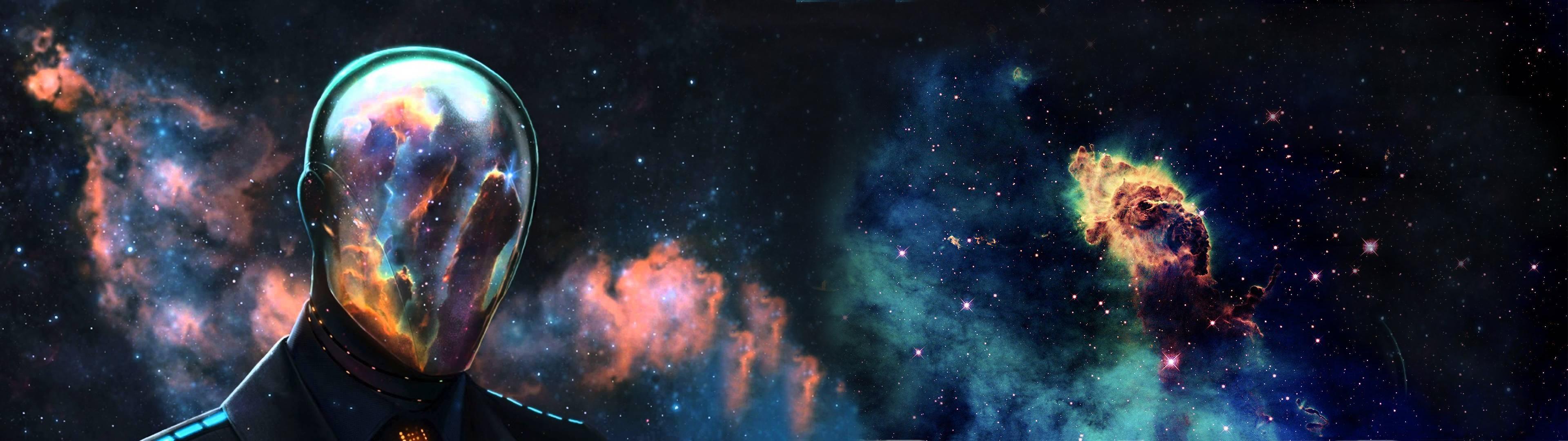 [3840×1080] NebulaDual …