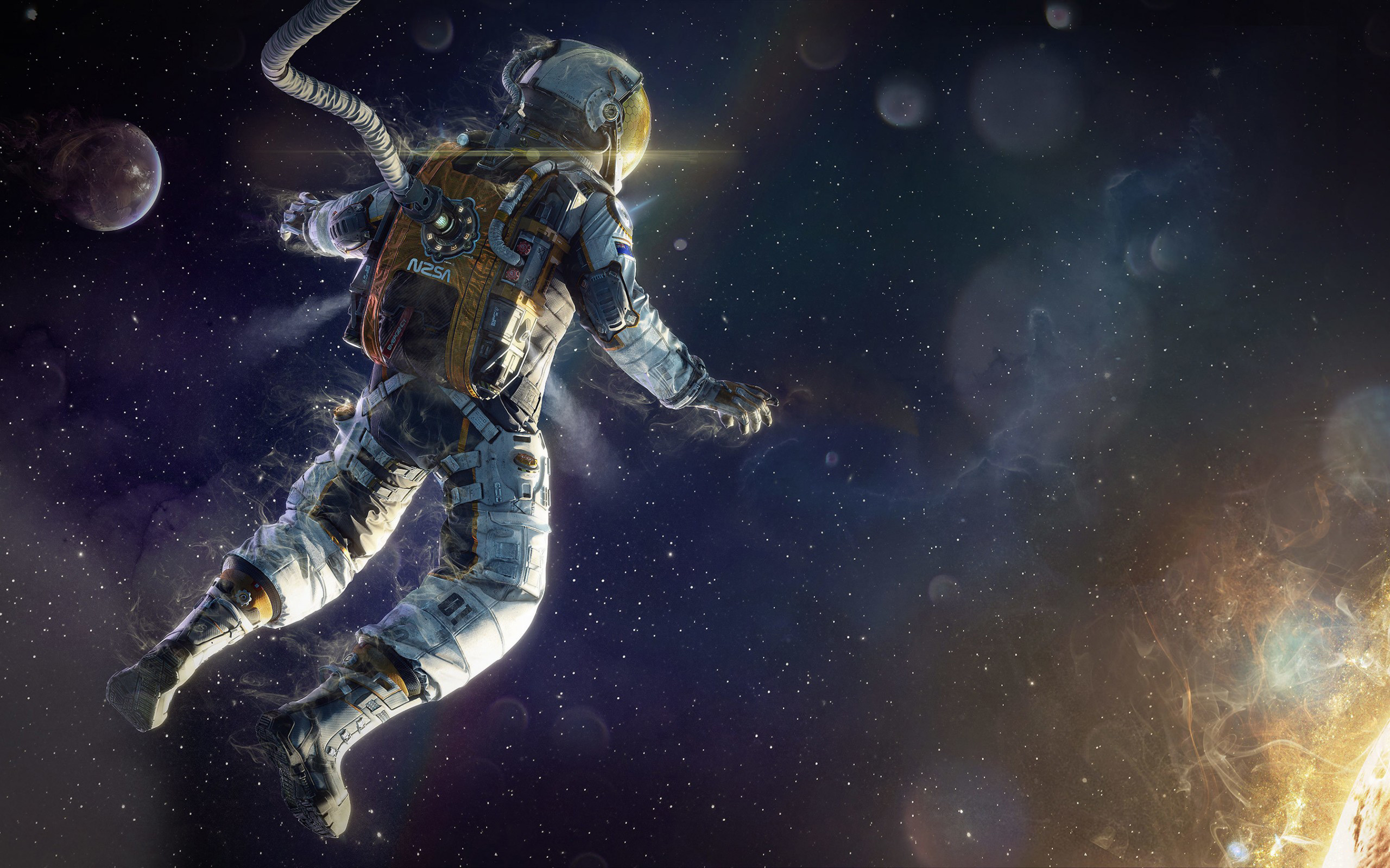 HD Wallpaper | Background ID:533958. Sci Fi Astronaut