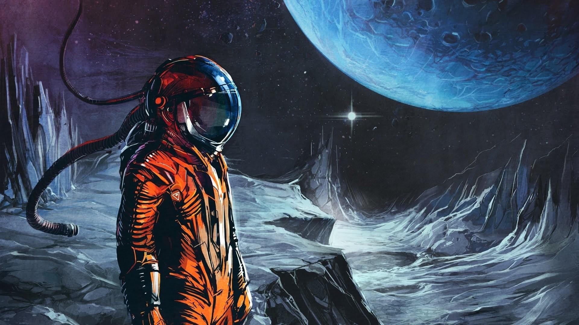Music – Celldweller Astronaut Wallpaper