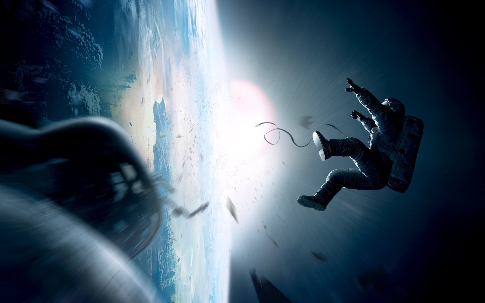Surreal Astronaut Image …