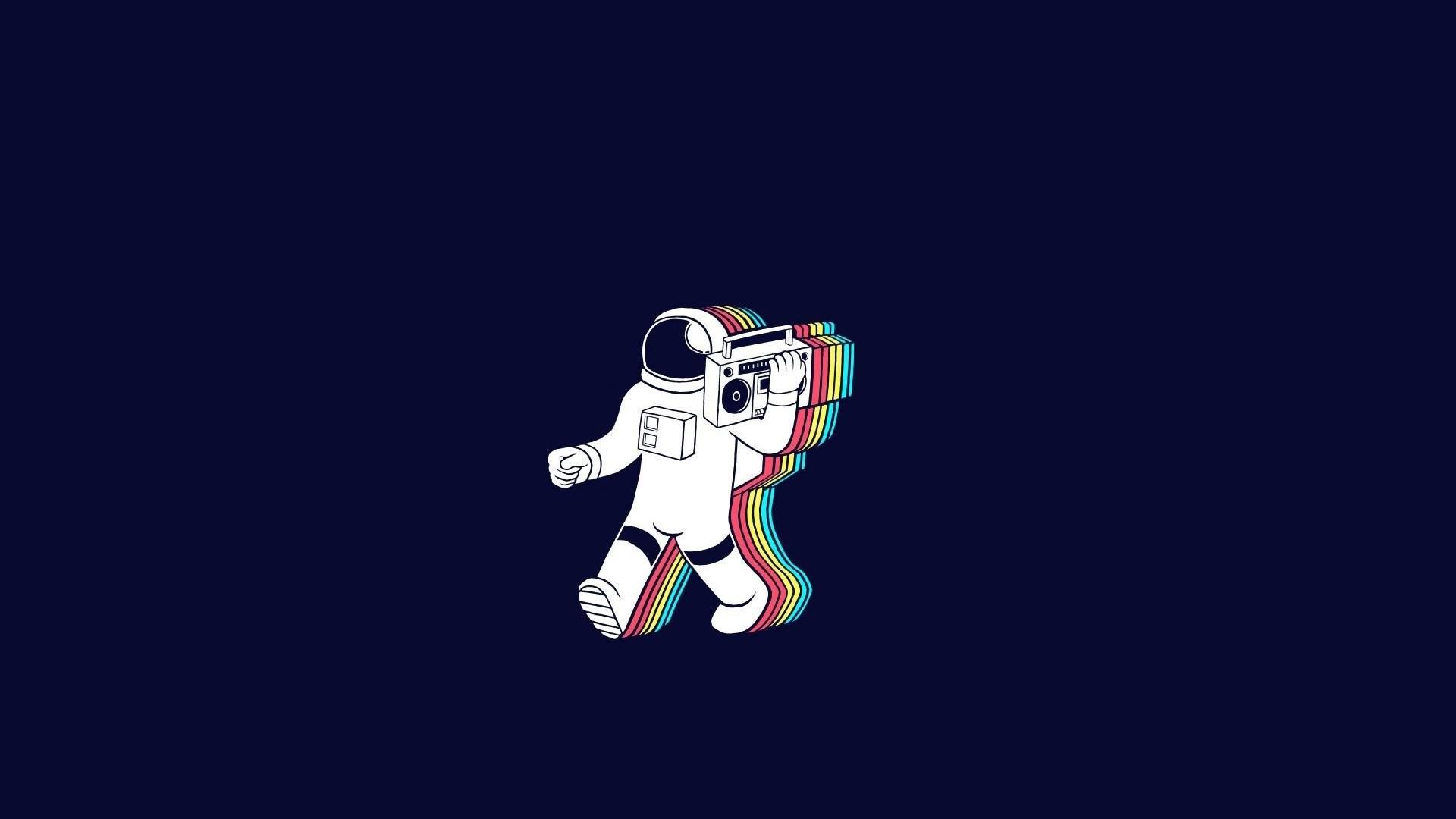 Astronaut nasa space sci-fi music mtv radio wtf wallpaper | |  633007 | WallpaperUP