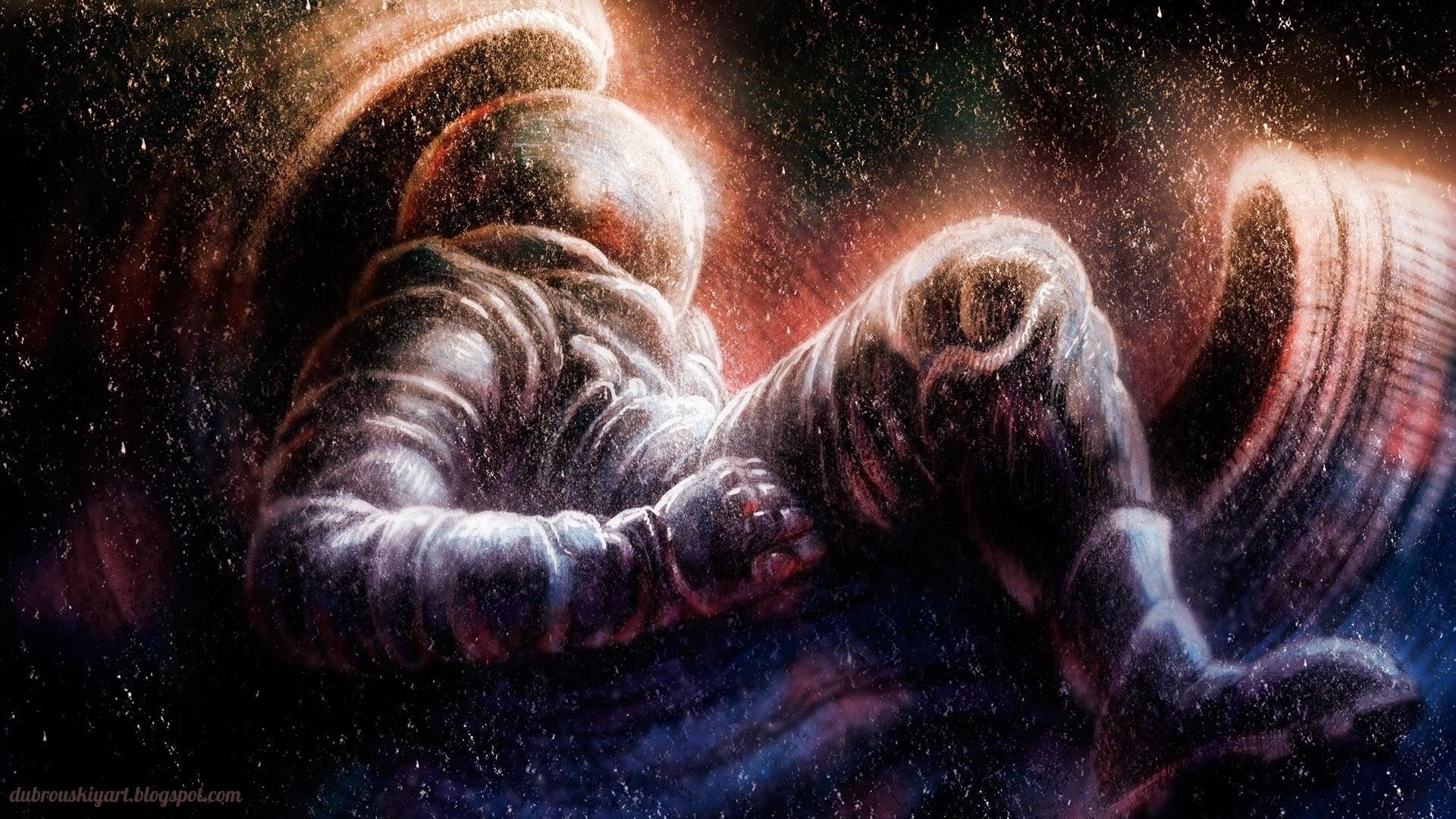 Sci Fi – Astronaut Wallpaper