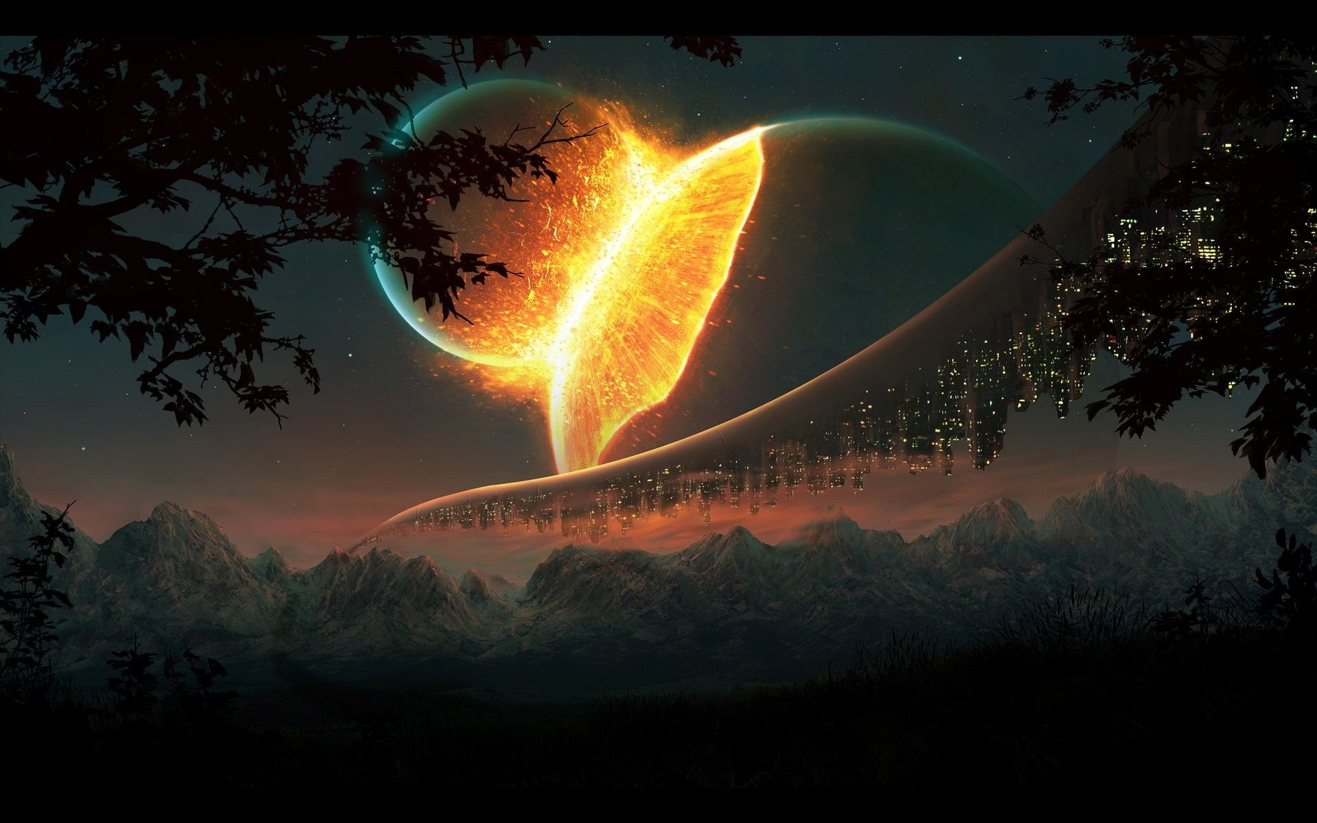 Awesome Outer Space HD Wallpaper Pack 756 | Free Download
