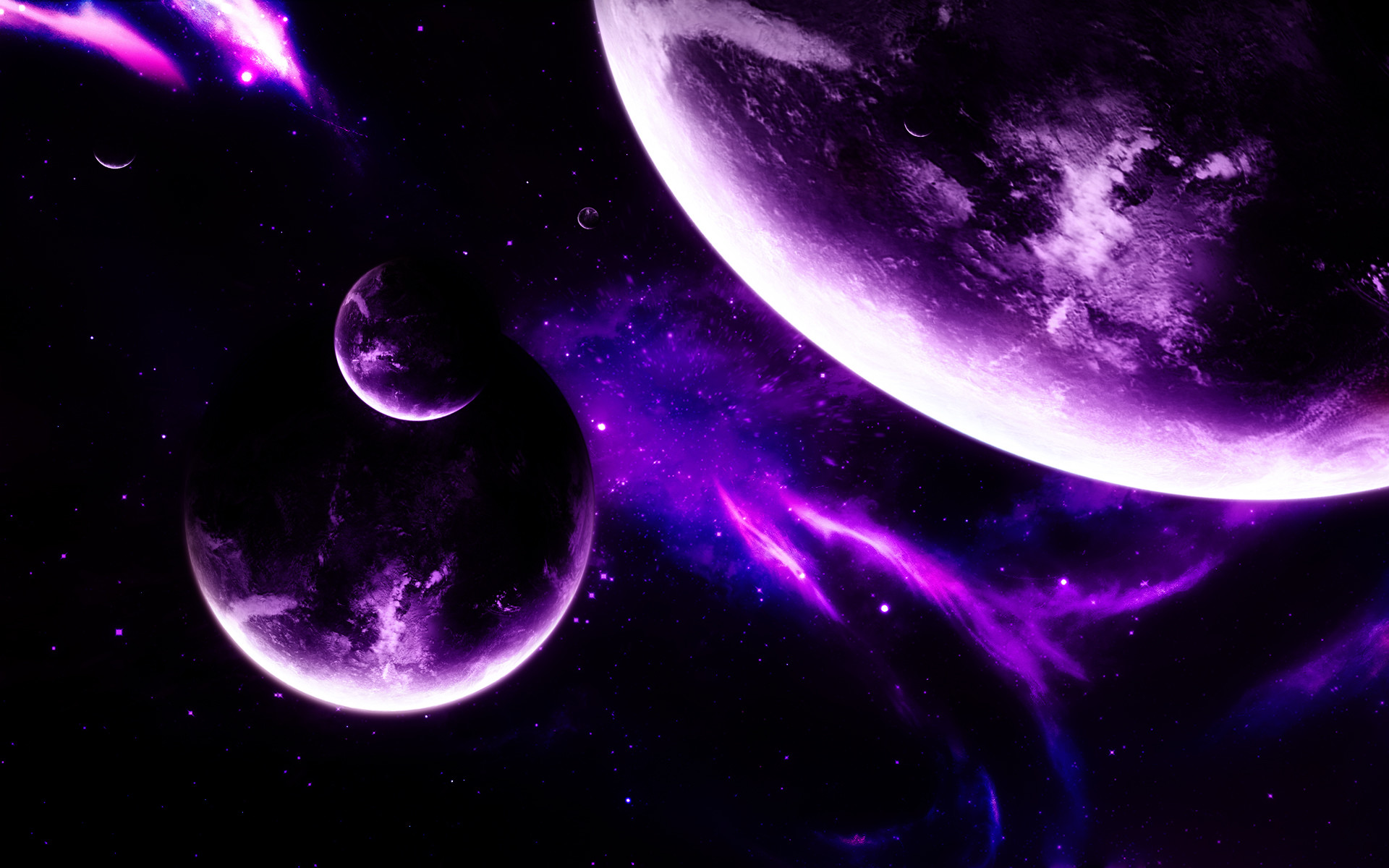 Space/Fantasy Wallpaper Set 25 | Awesome Wallpapers