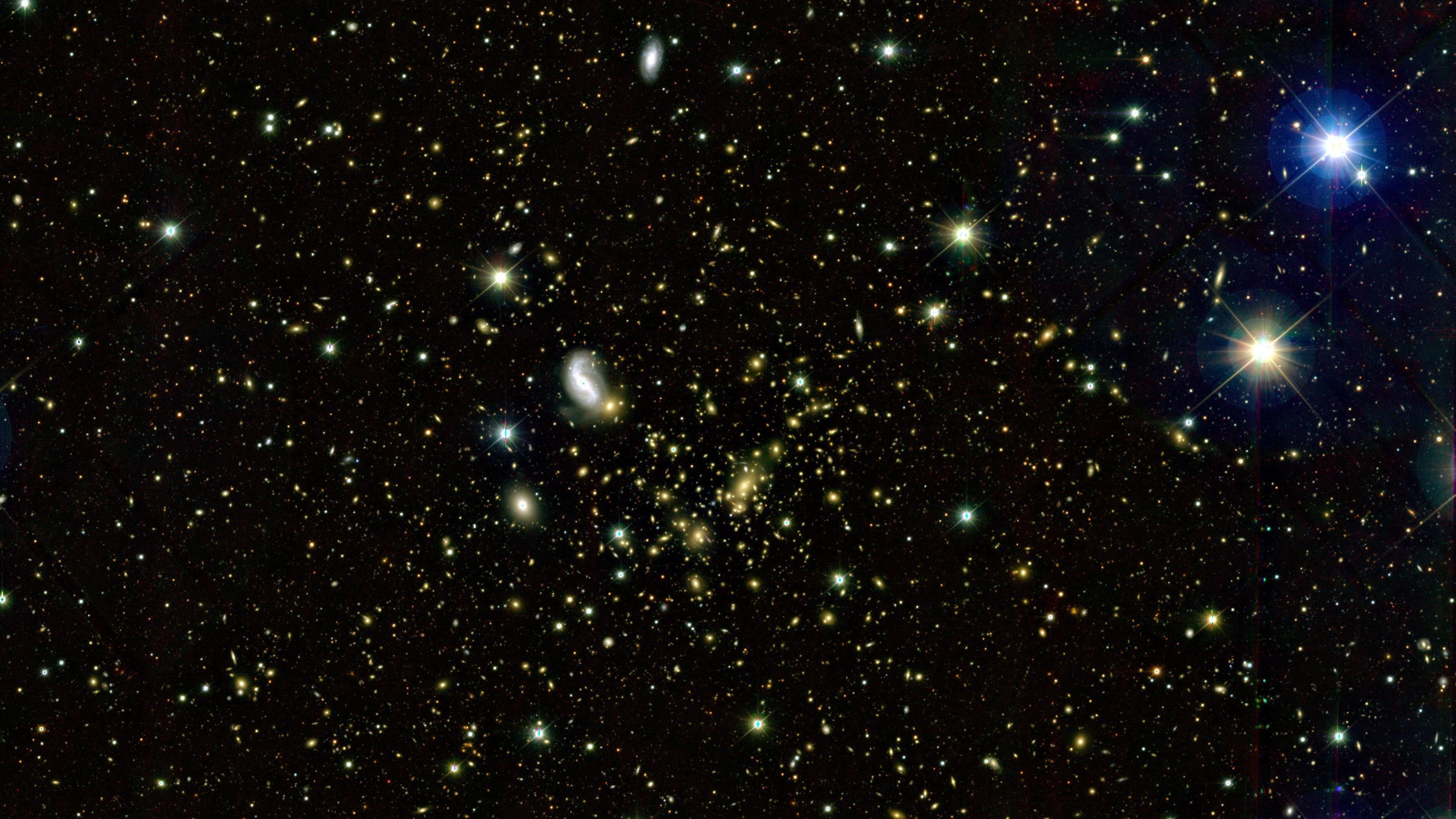 Hubble Ultra Deep Field Pictures 31 Pics   Wallpaperiz.