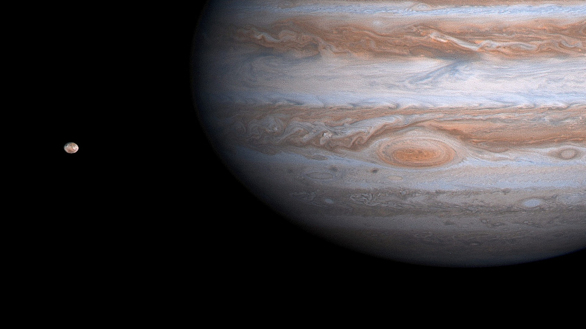 фото на обои планета юпитер утверждают