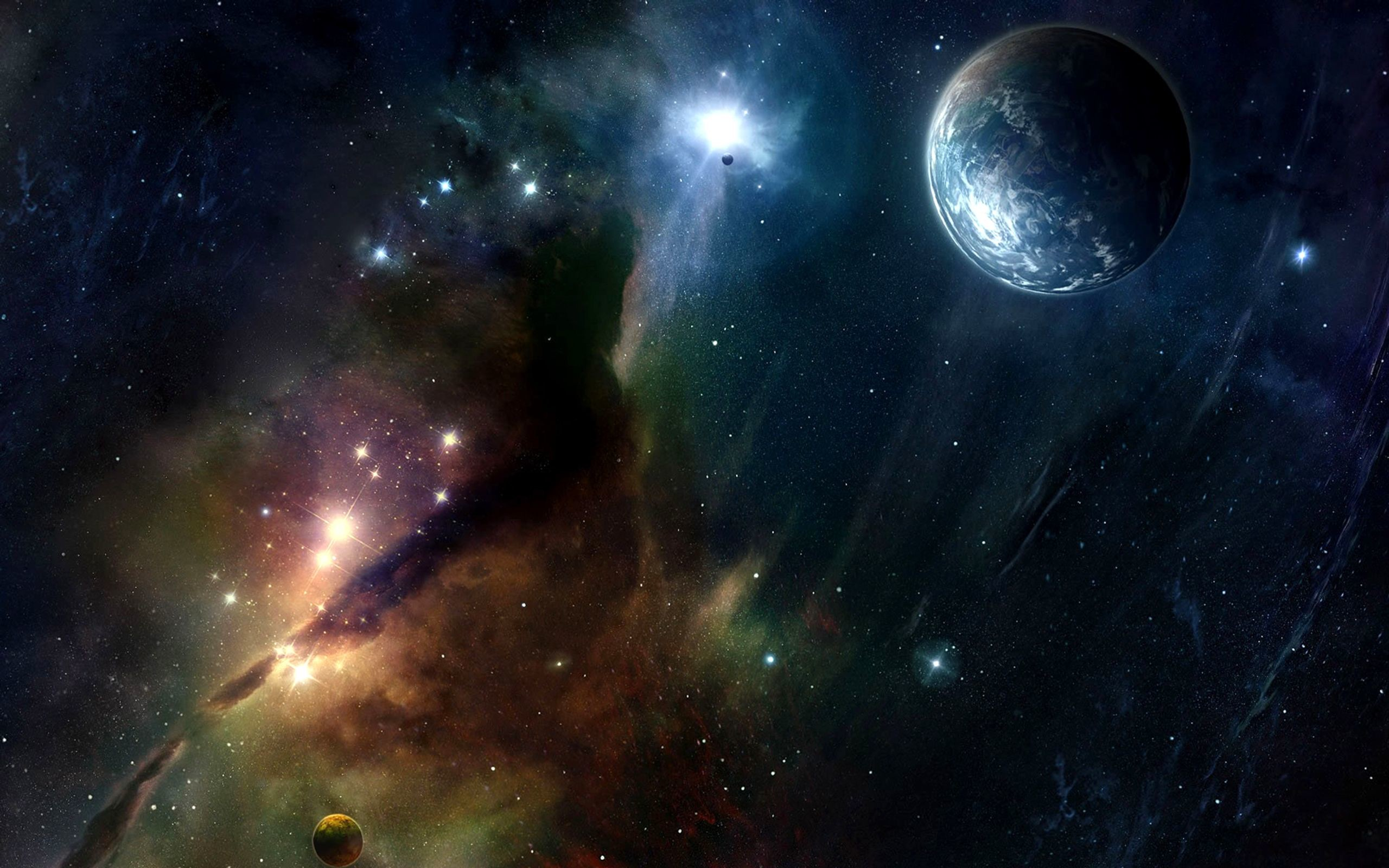 space-background-images