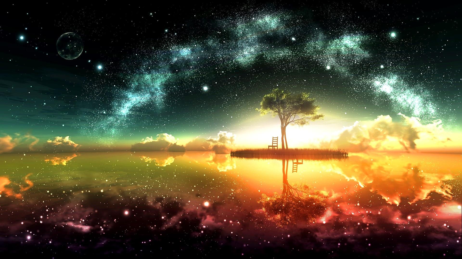 Surreal Space Wallpaper Surreal Space Wallpaper