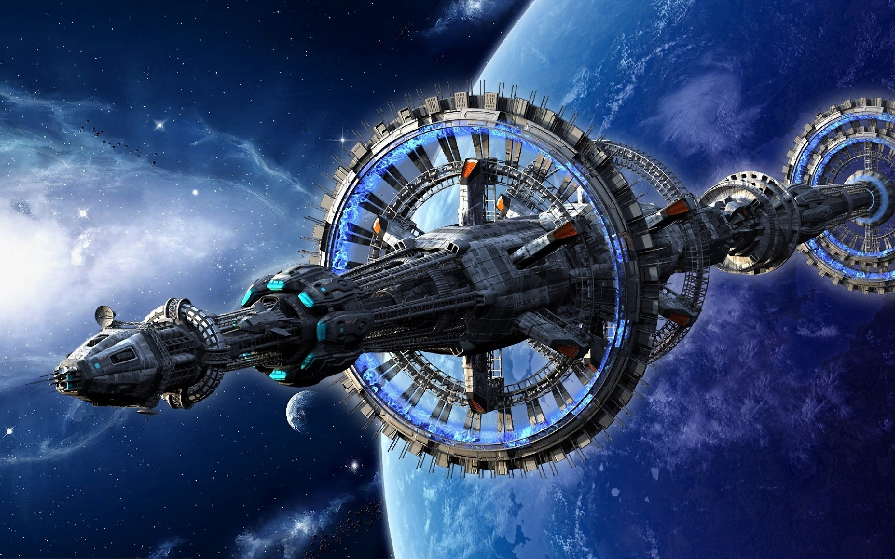 free high resolution wallpaper space station. space station – Full HD  Wallpaper, Photo