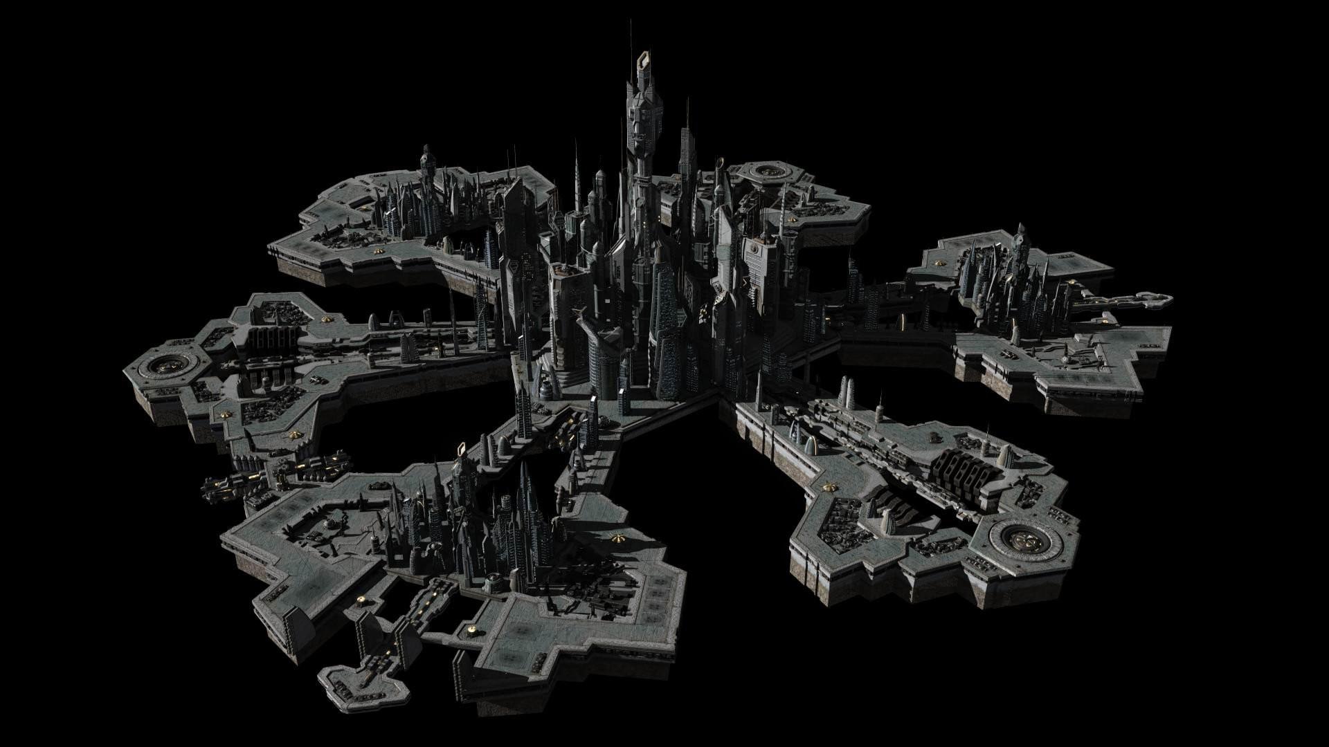 Stargate Atlantis City 460945