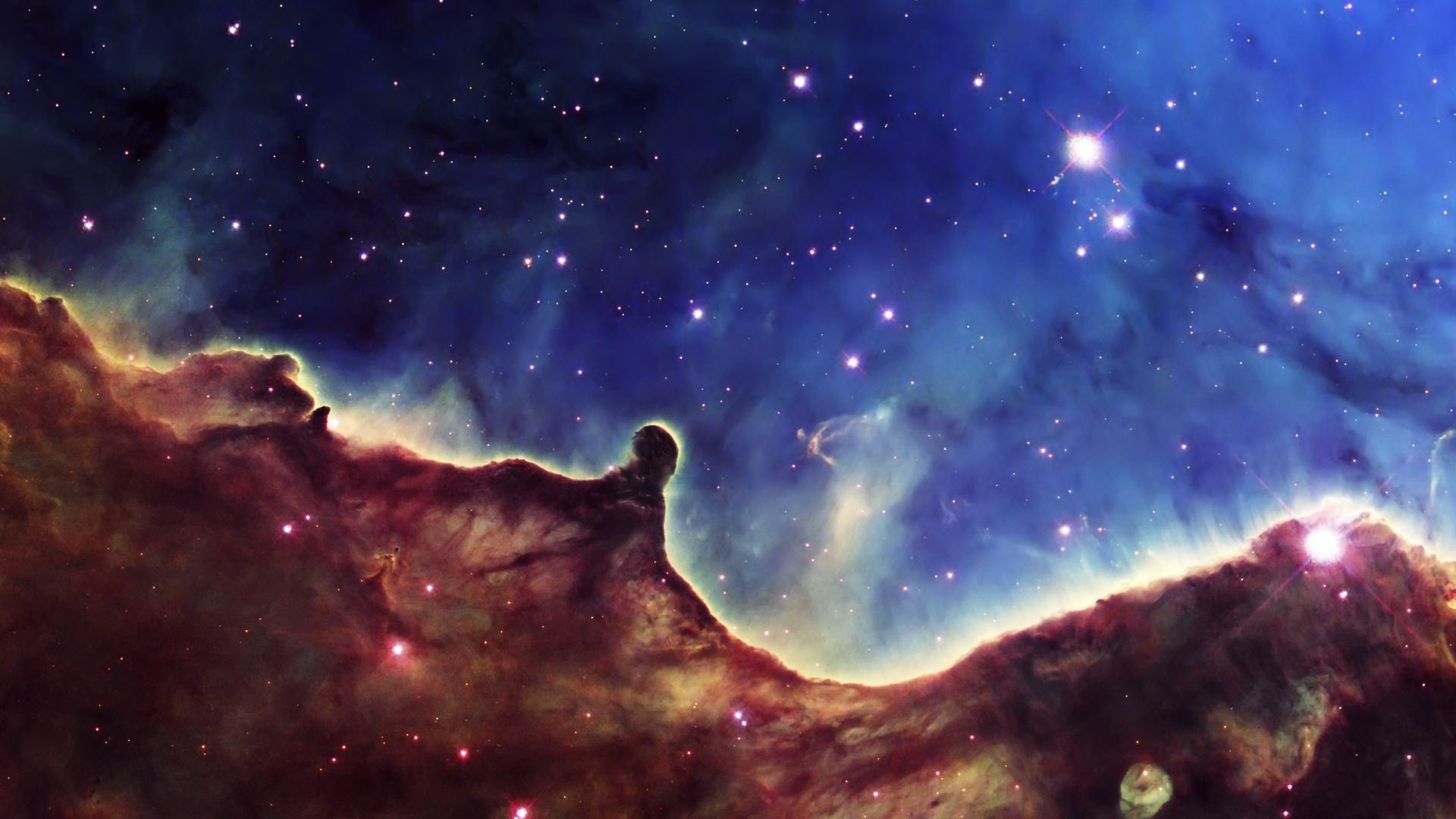 Hubble Space Wallpaper High Definition