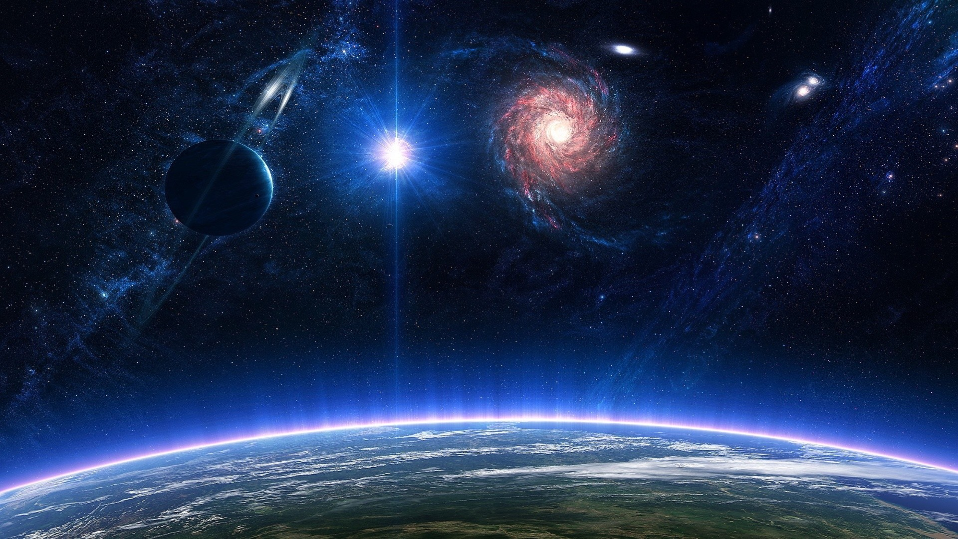 Galaxy Space Wallpapers