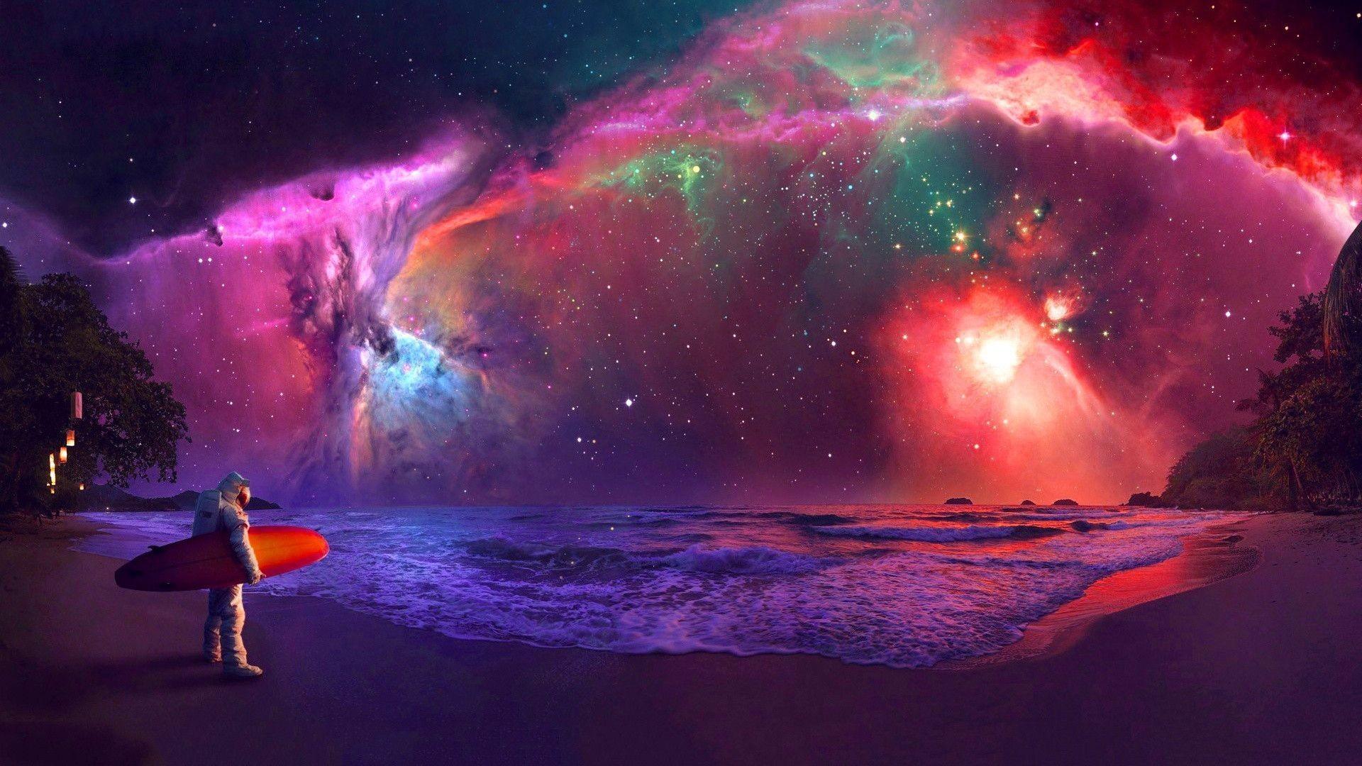 Andromeda Galaxy Wallpapers, (px-314 Kb)