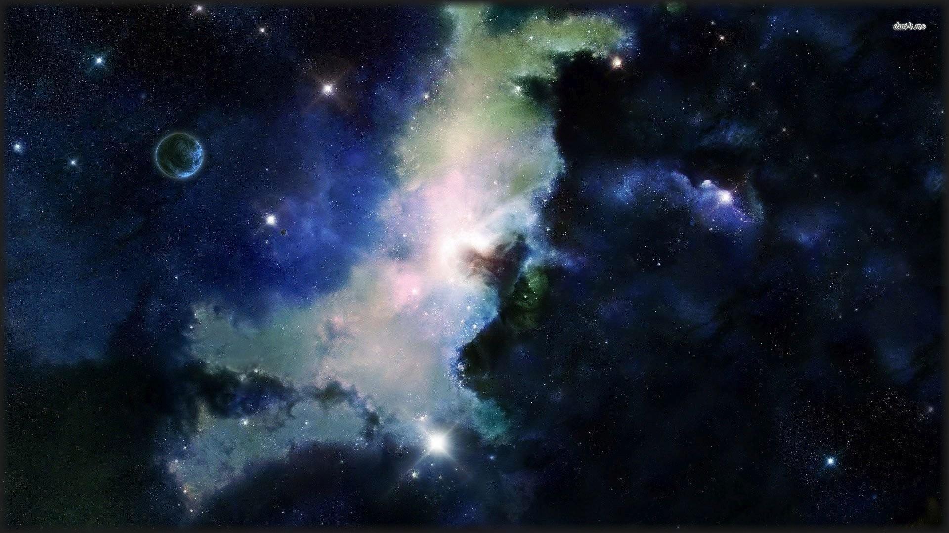 Blue Nebula Wallpaper | Free HD Desktop Backgrounds | The Final Frontier |  Pinterest | Nebula wallpaper, Hd desktop and Wallpaper