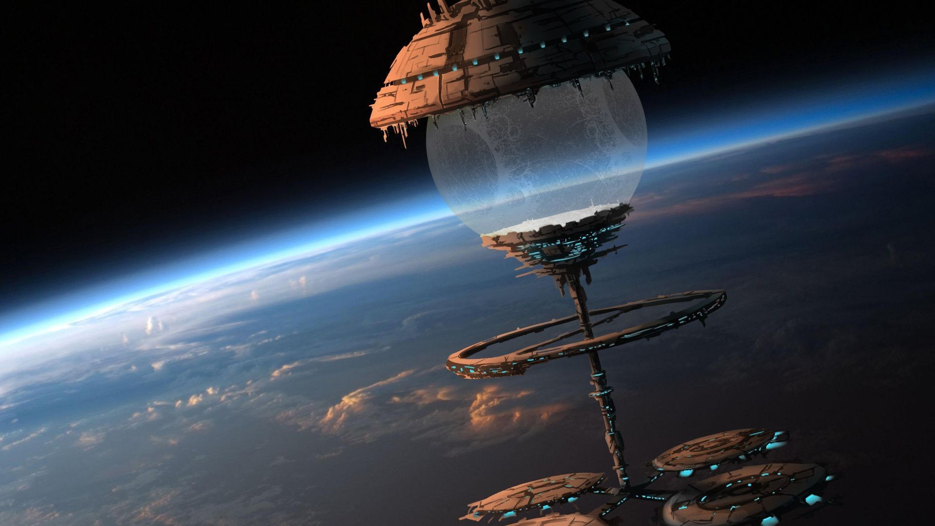 Space Fantasy Wallpapers 11