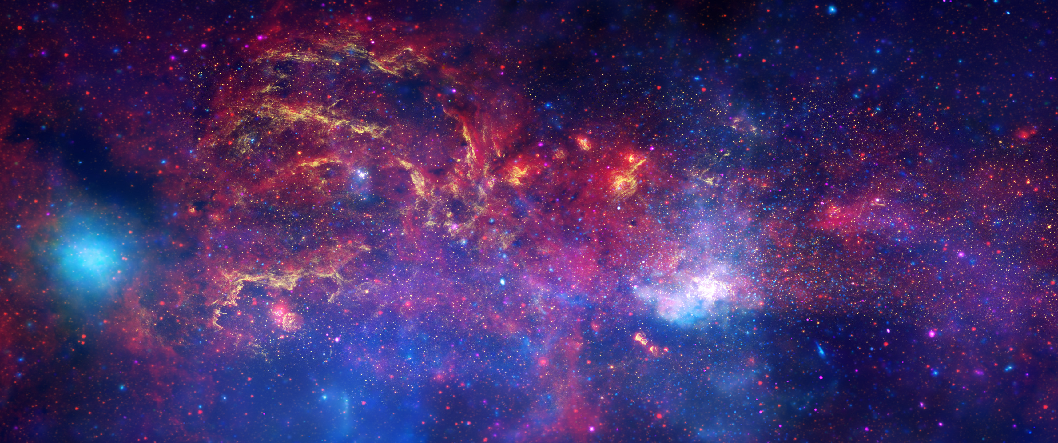 Space wallpaper [3440×1440][PNG] …