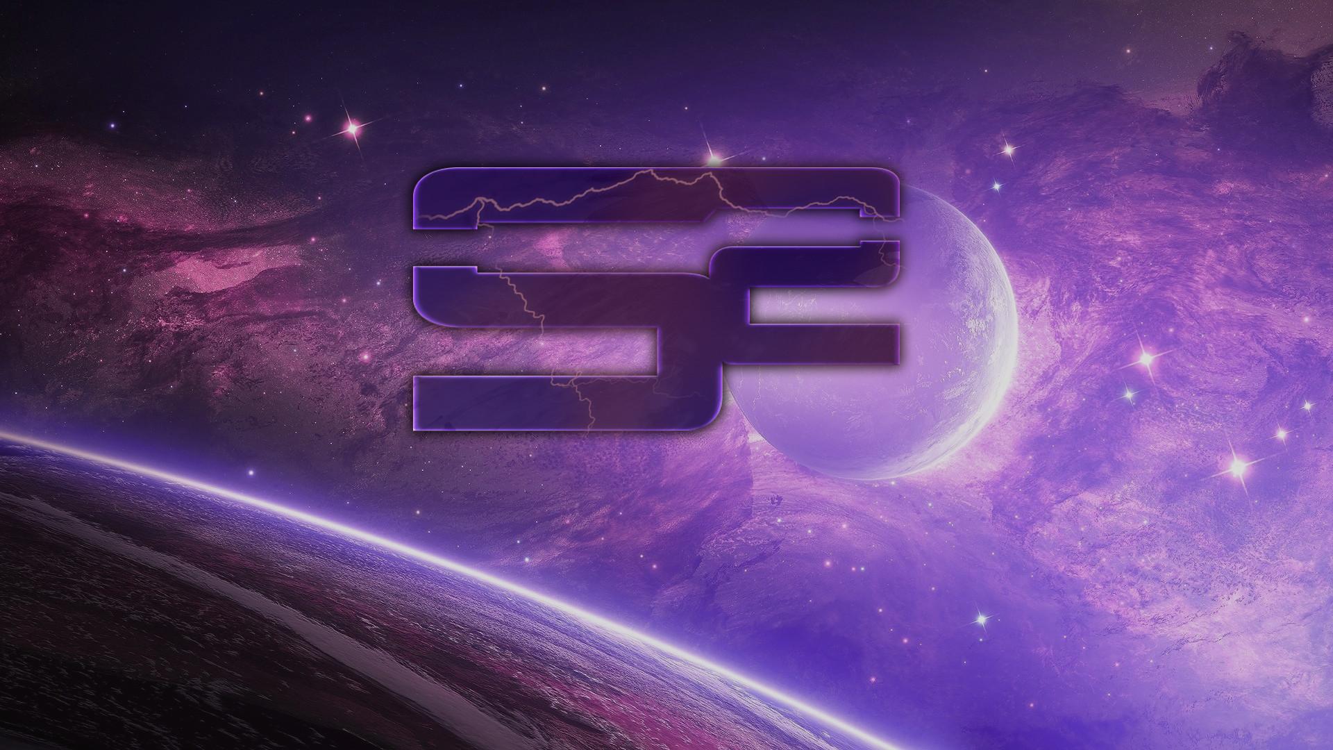 … SoaR Gaming wallpaper galaxy edition! by FearFoxDesigns