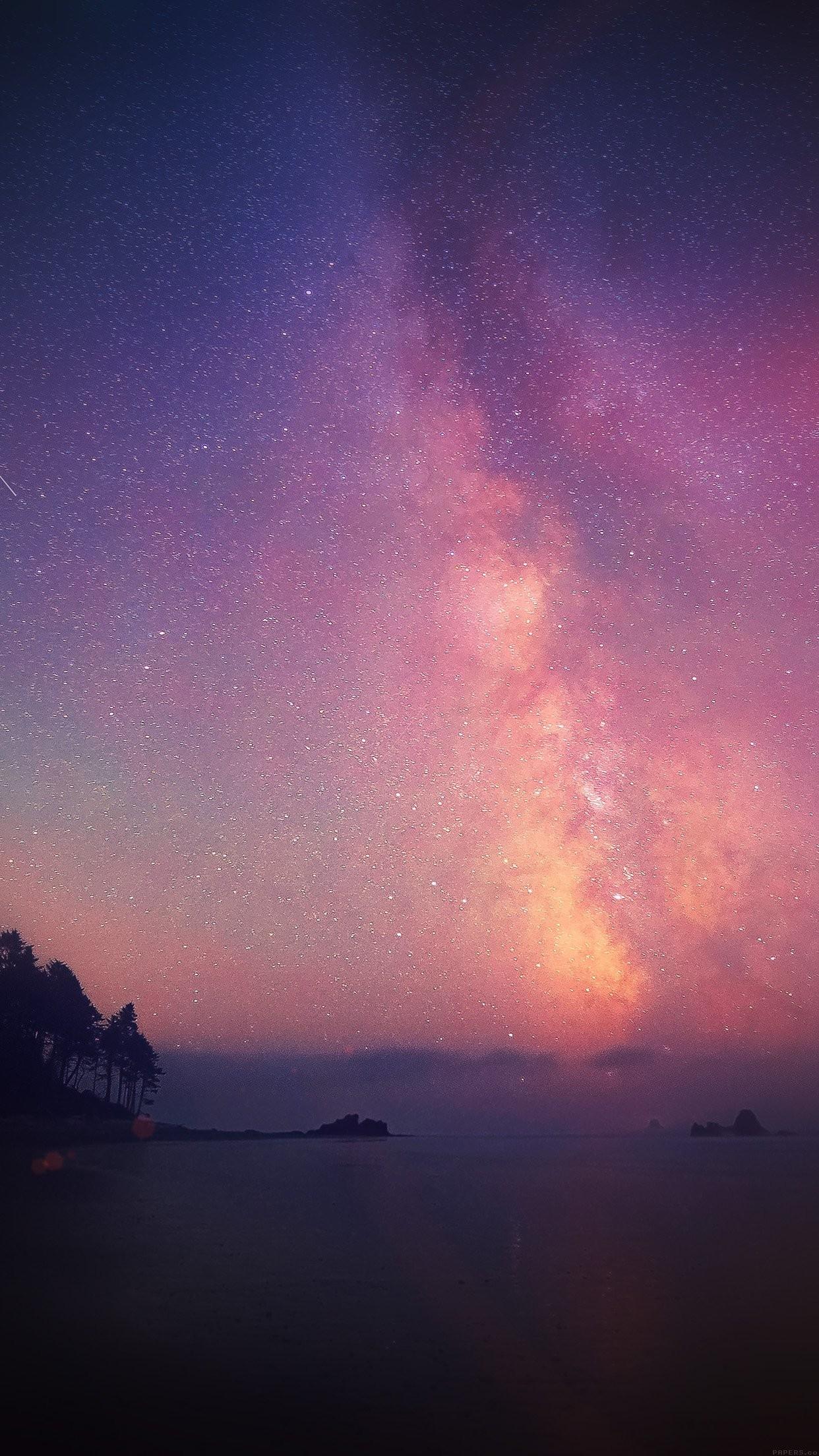 space-aurora-art-star-illust-blue-rainbow-9-