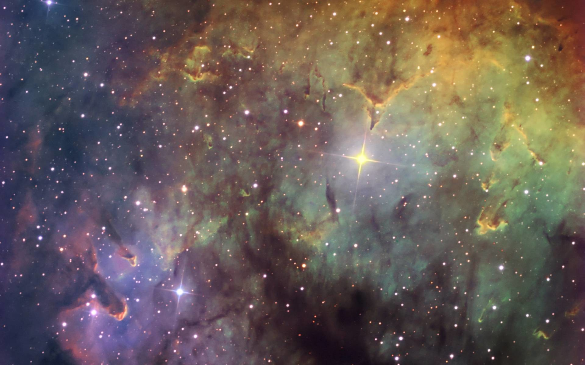 Space Stars Wallpapers Widescreen Hd Pictures 4 HD Wallpapers .