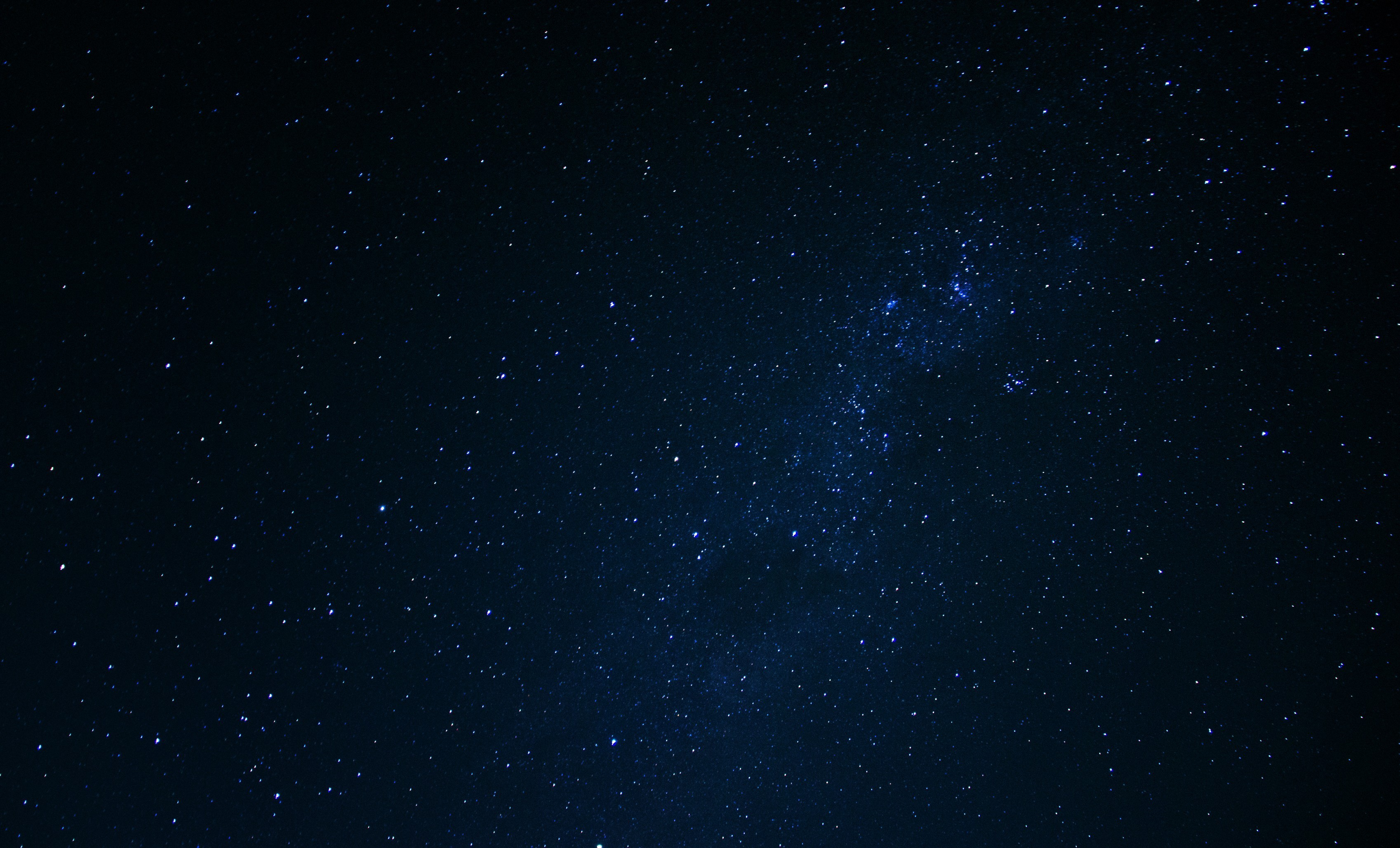 Outer space stars wallpaper