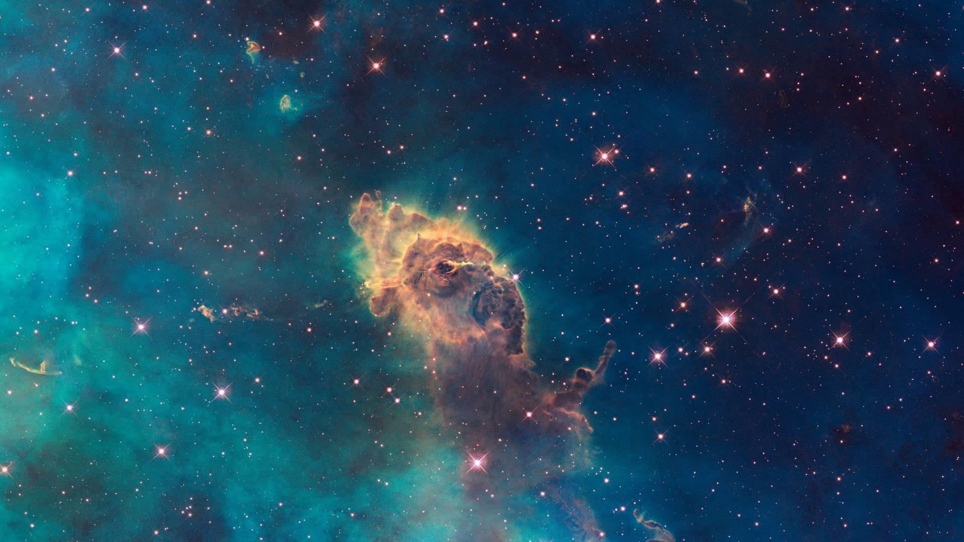 Space stars nebula