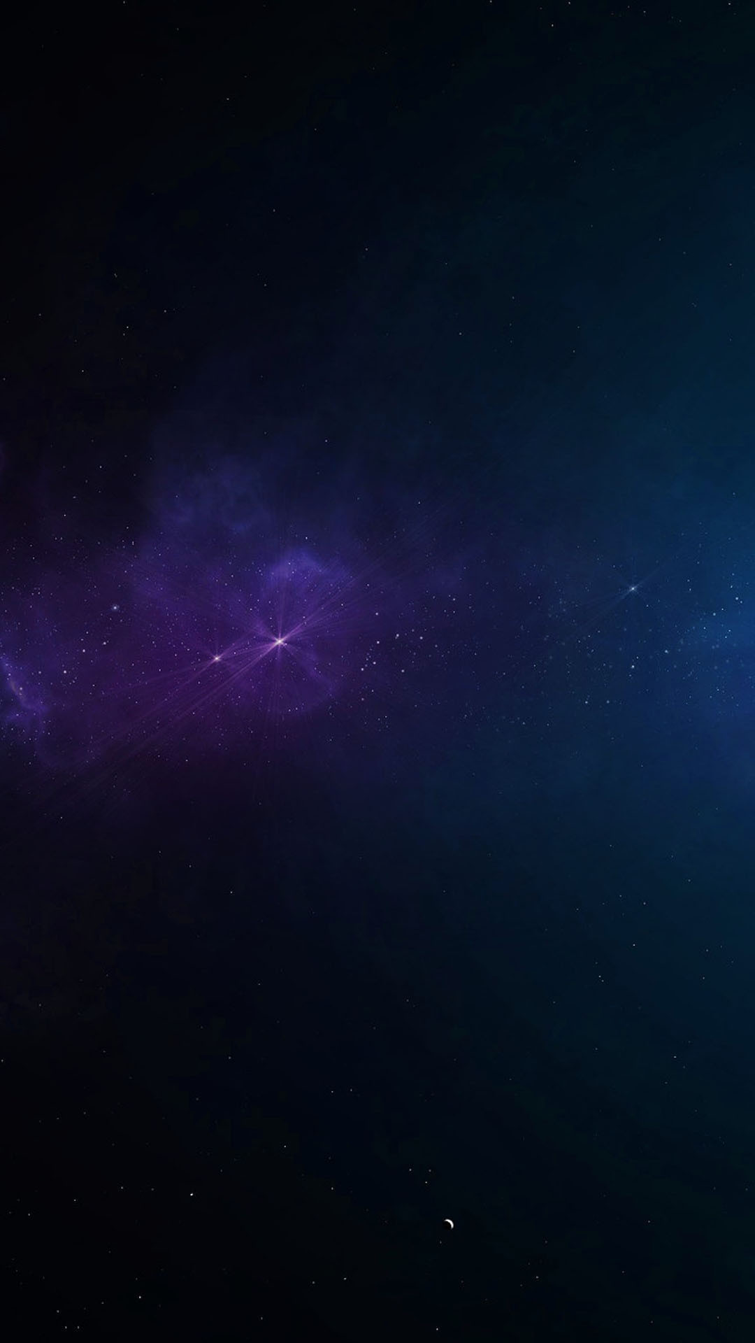 Space Stars Lights Android Wallpaper …
