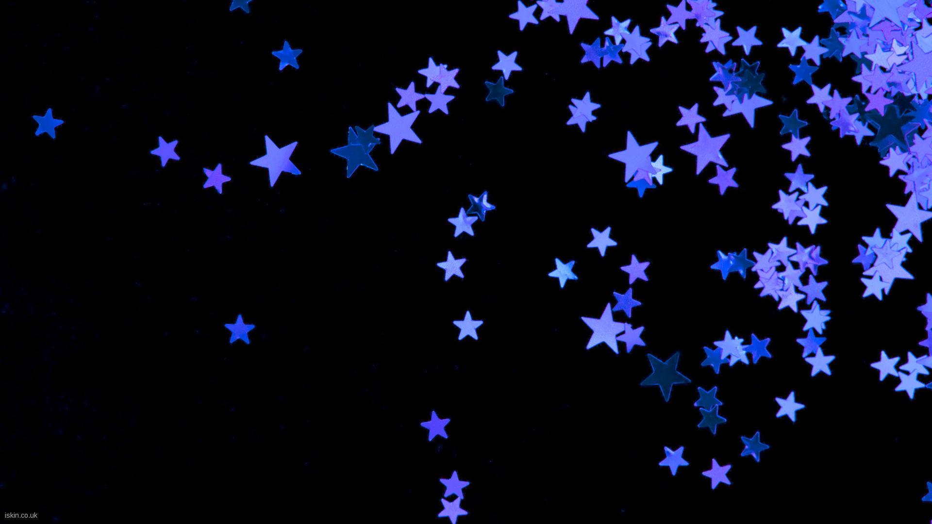 purple stars Desktop Wallpaper | iskin.co.uk