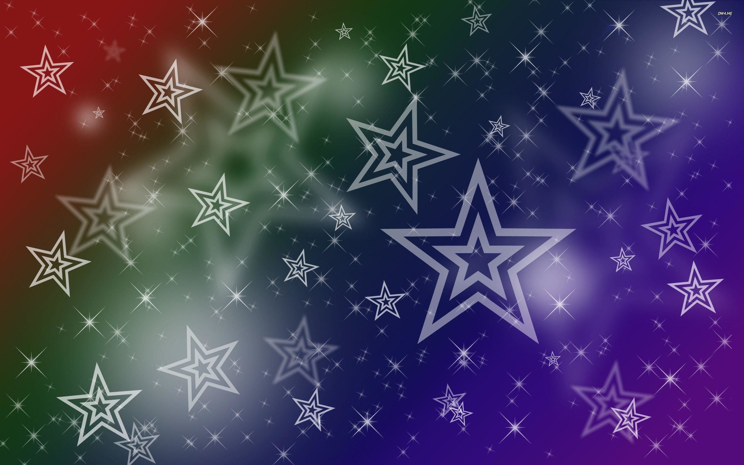 Wallpapers For > Shining Star Wallpaper
