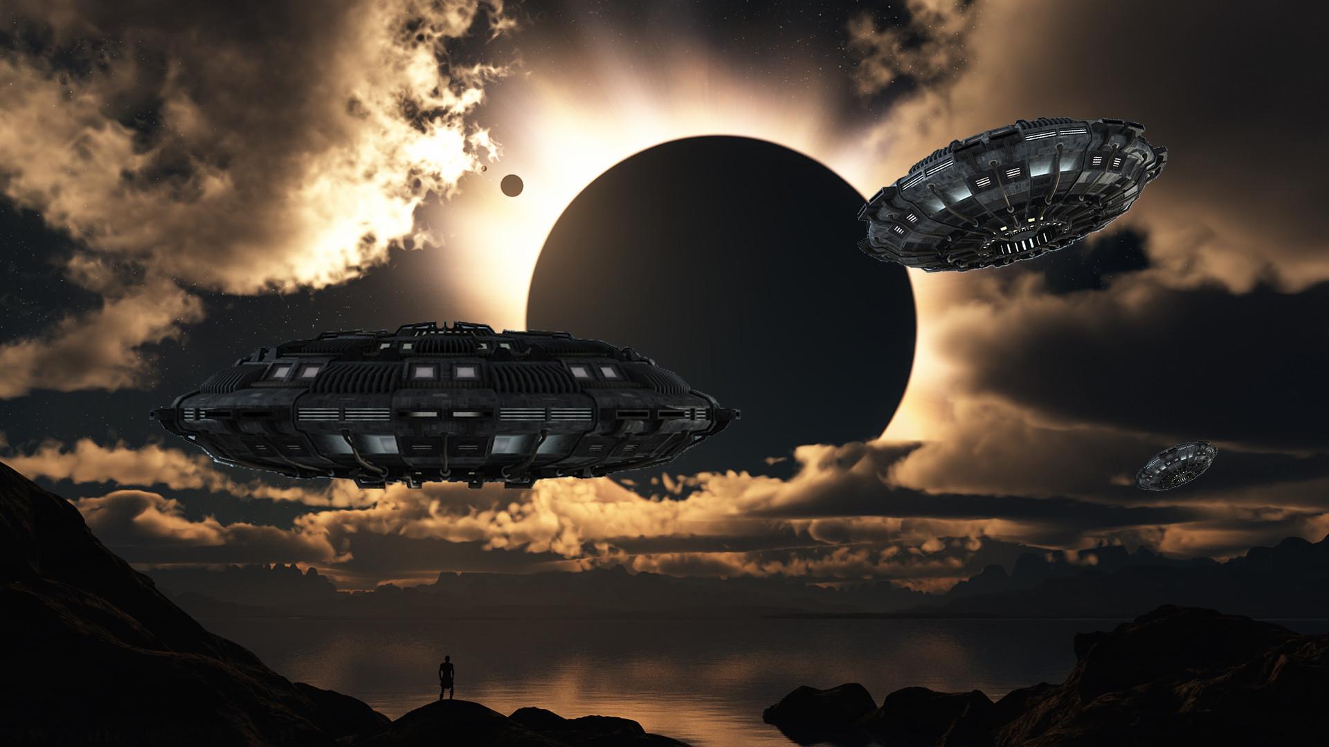 Resultado de imagen para wallpapers aliens