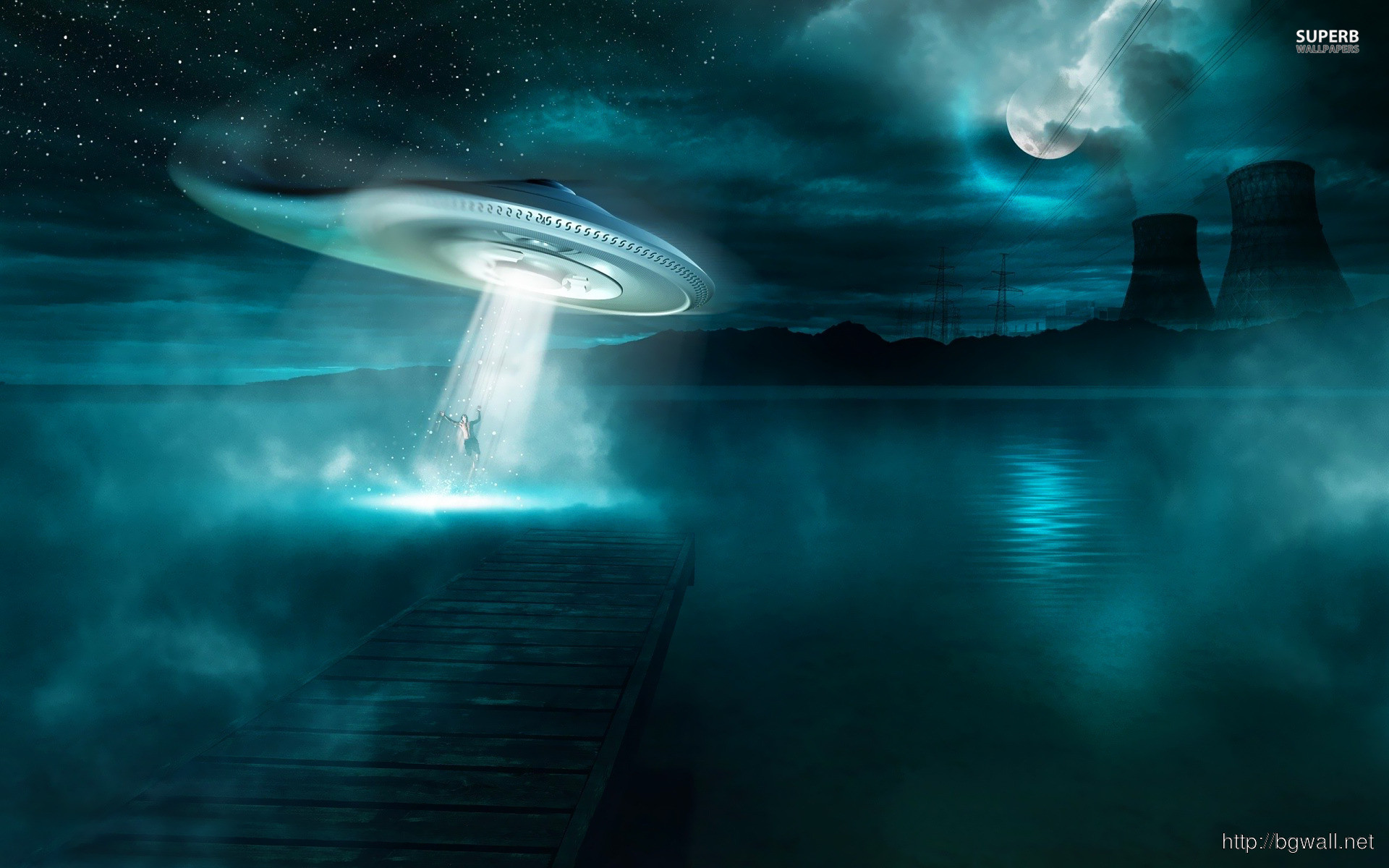 Sci Fi Post Apocalyptic Sand City Space Alien 1920×1200