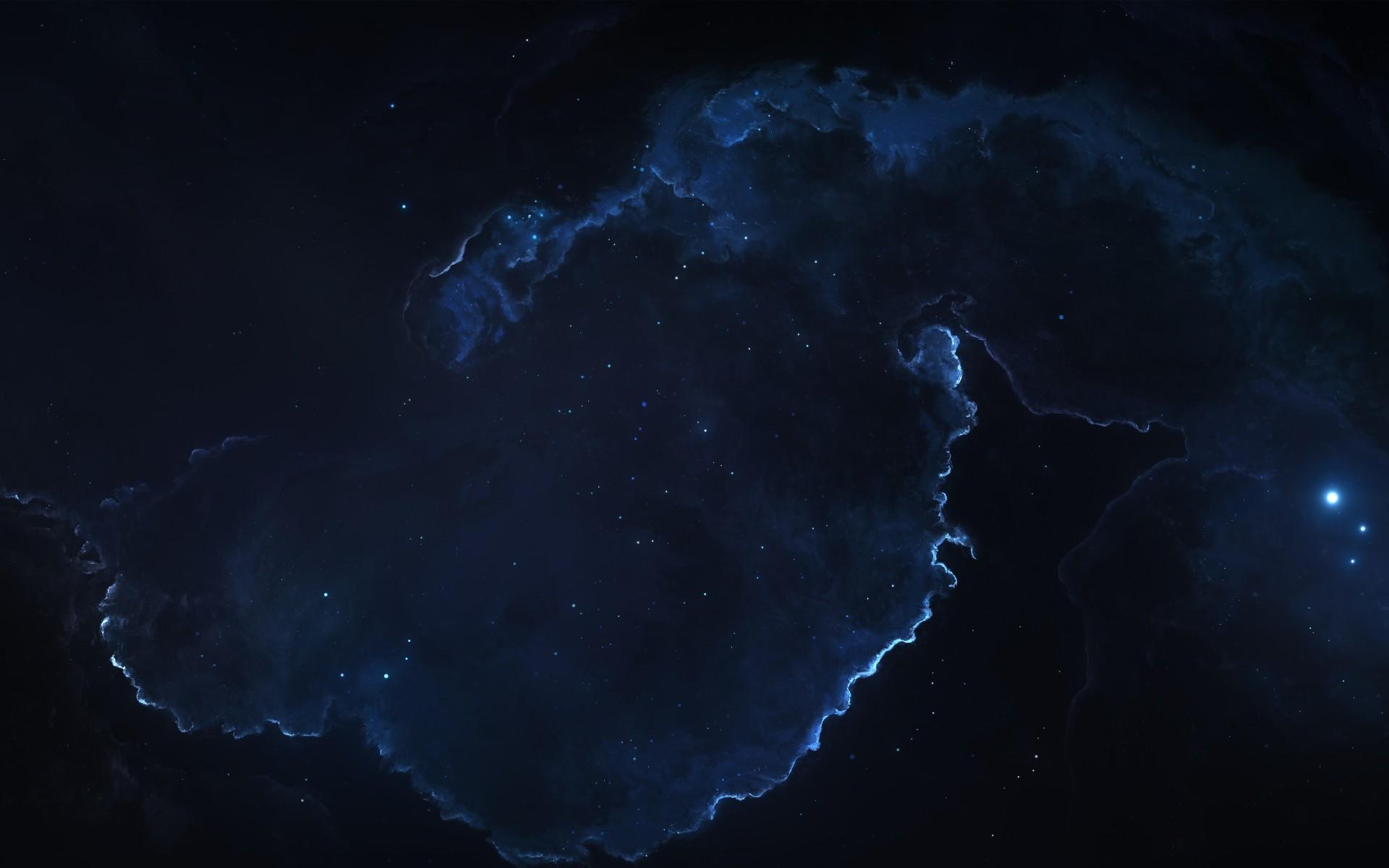 Space / Dark space Wallpaper