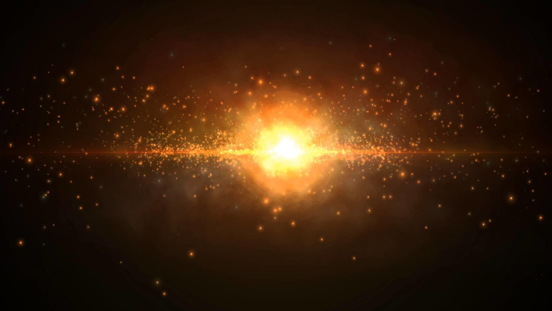 8K 4320p Galaxy Space Stars Remake Animation UHD HD Background
