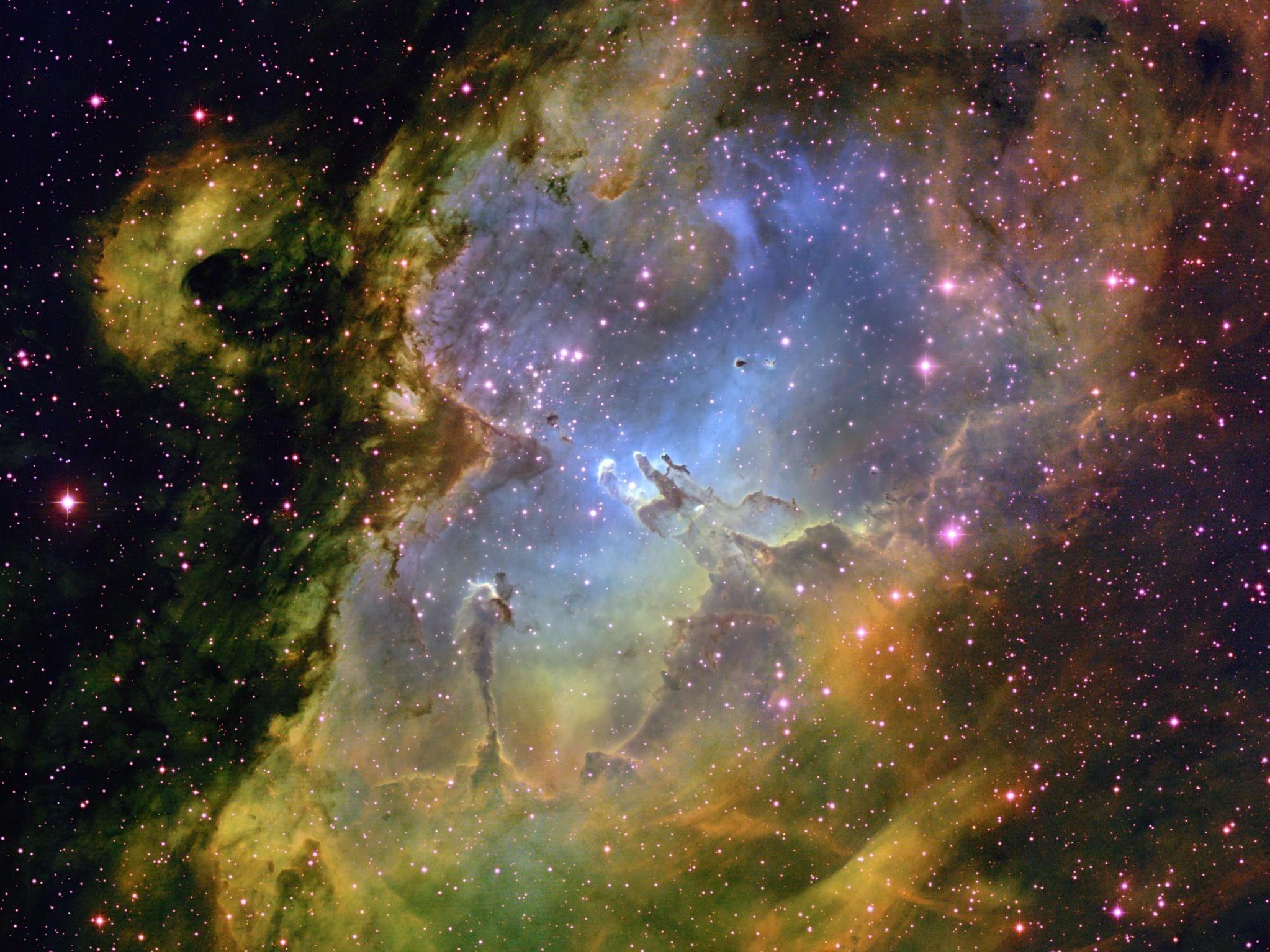 Orion Nebula Location