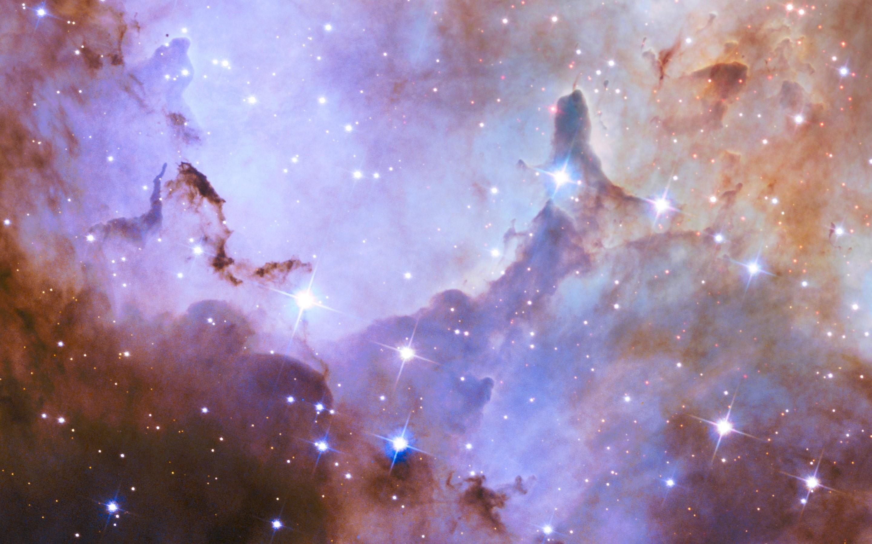 Wallpaper 4: Hubble Space Telescope Celebrates 25 Years
