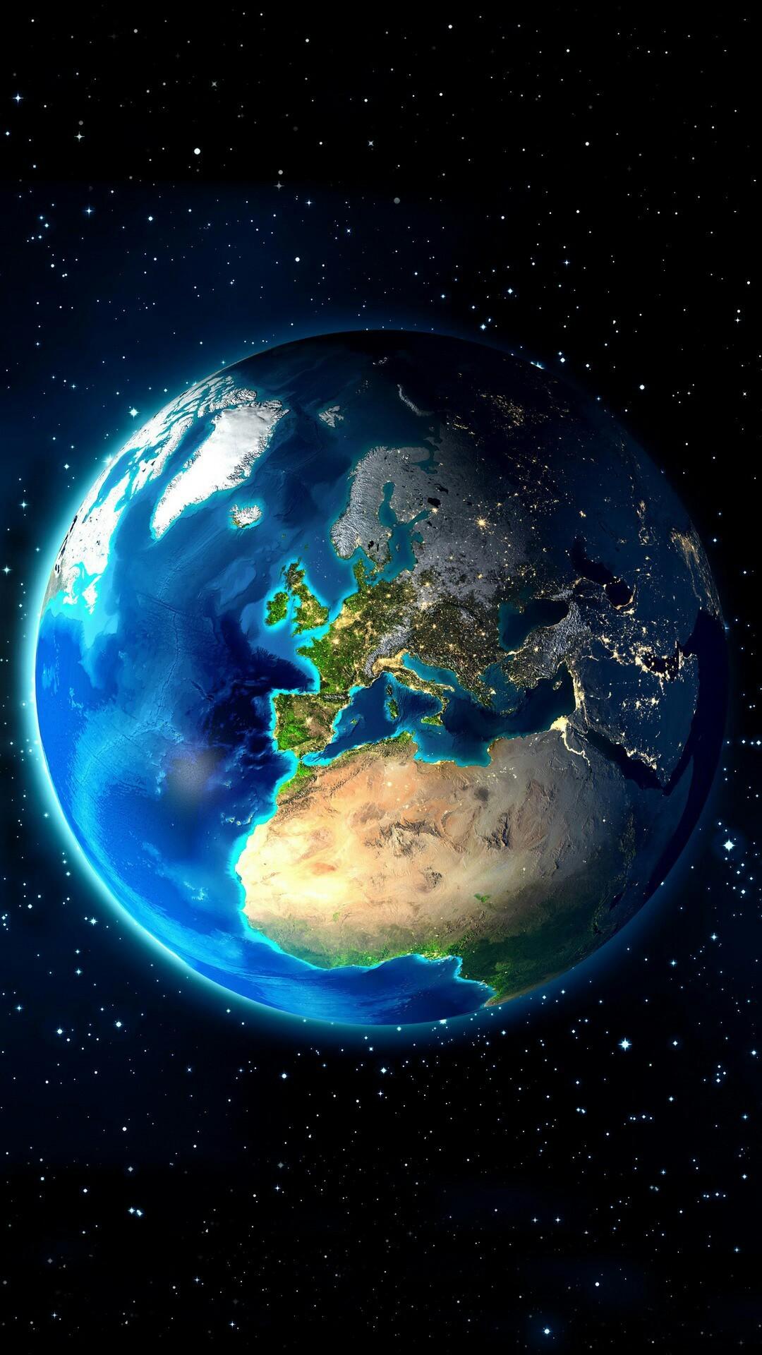 Earth Wallpaper for
