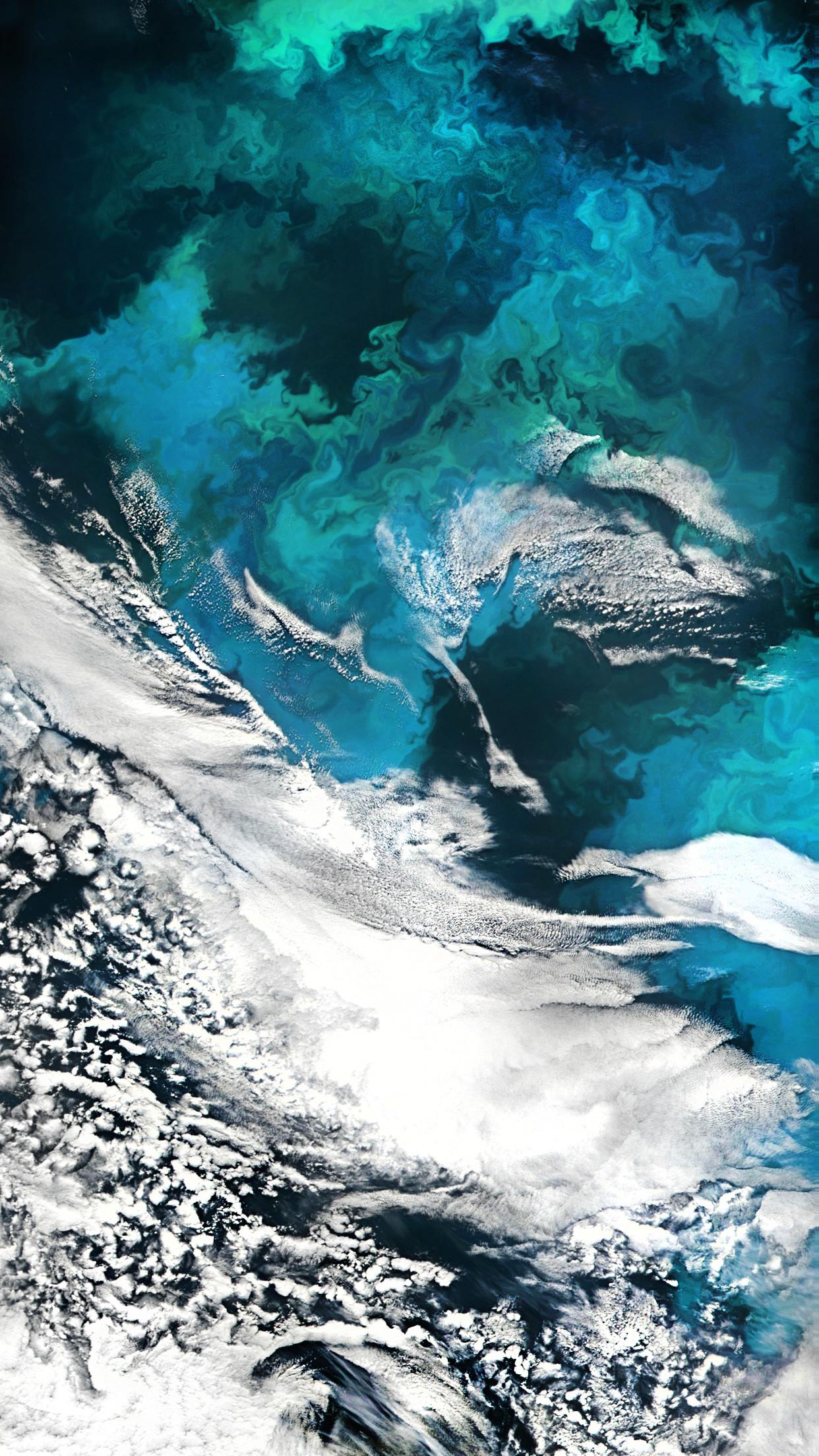 Earth Pattern #2. Like the wallpaper