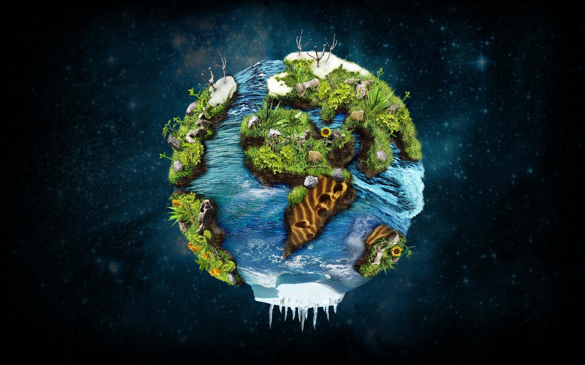 FunMozar – 3D Earth Wallpapers