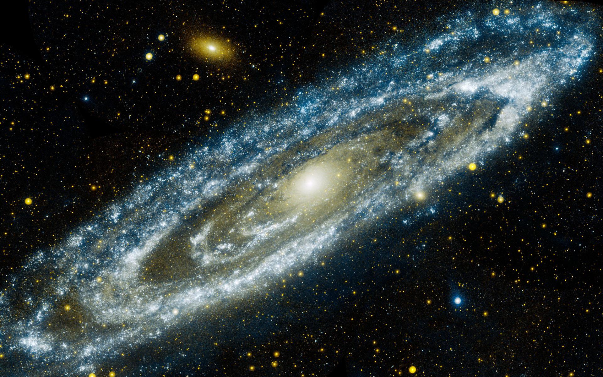 Galaxy Wallpaper, Space Galaxy Desktop Theme | HD Desktop Wallpapers
