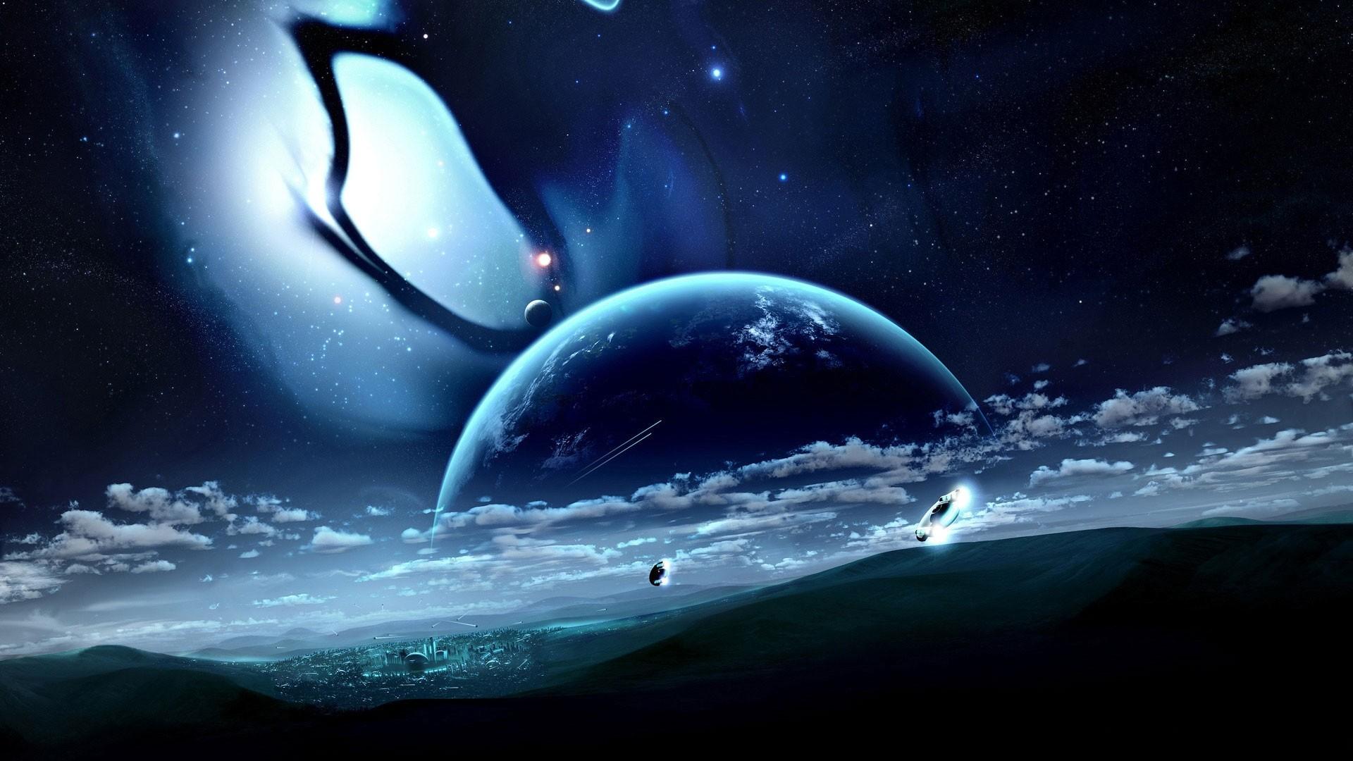 Space Fantasy HD Desktop Wallpapers 4