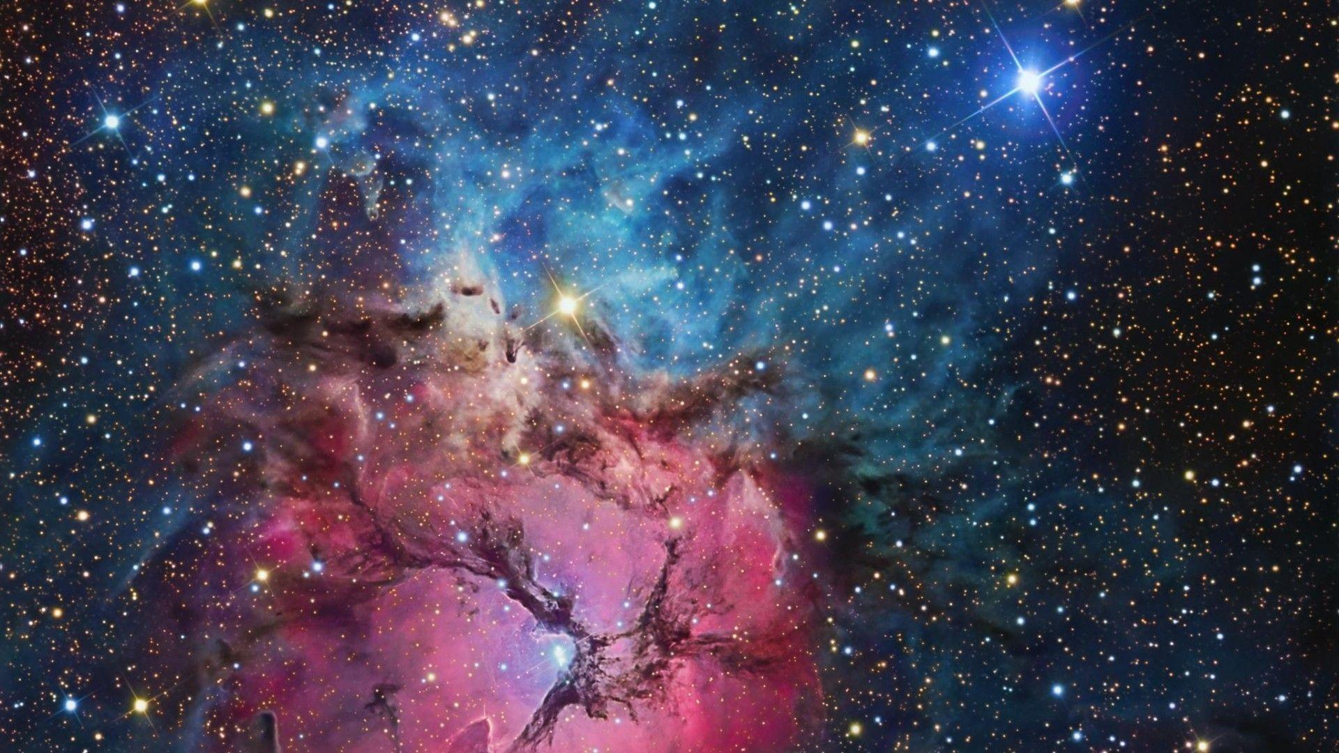 Wallpaper: Pin Desktop Wallpaper Hubble Space Telescope Picture On ..
