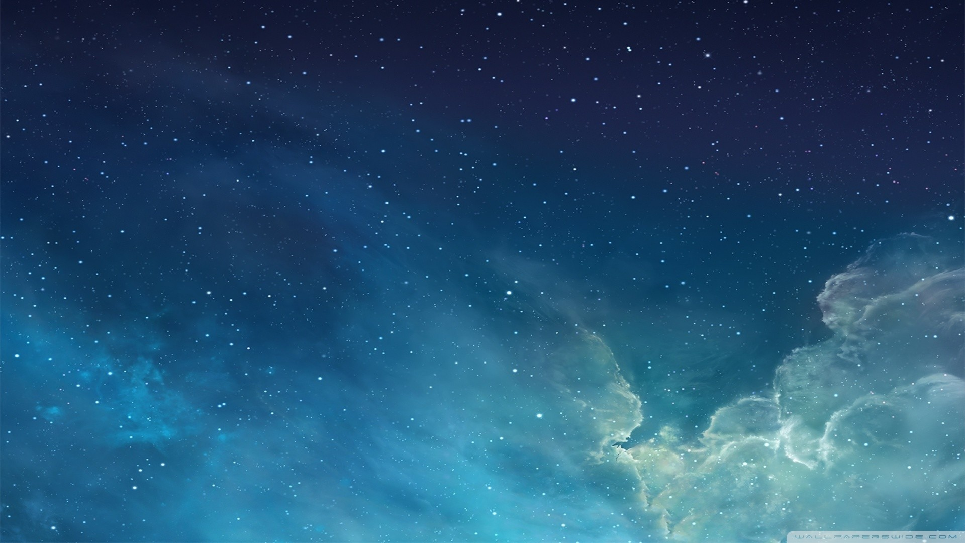 iOS 7 Galaxy HD desktop wallpaper : High Definition : Fullscreen
