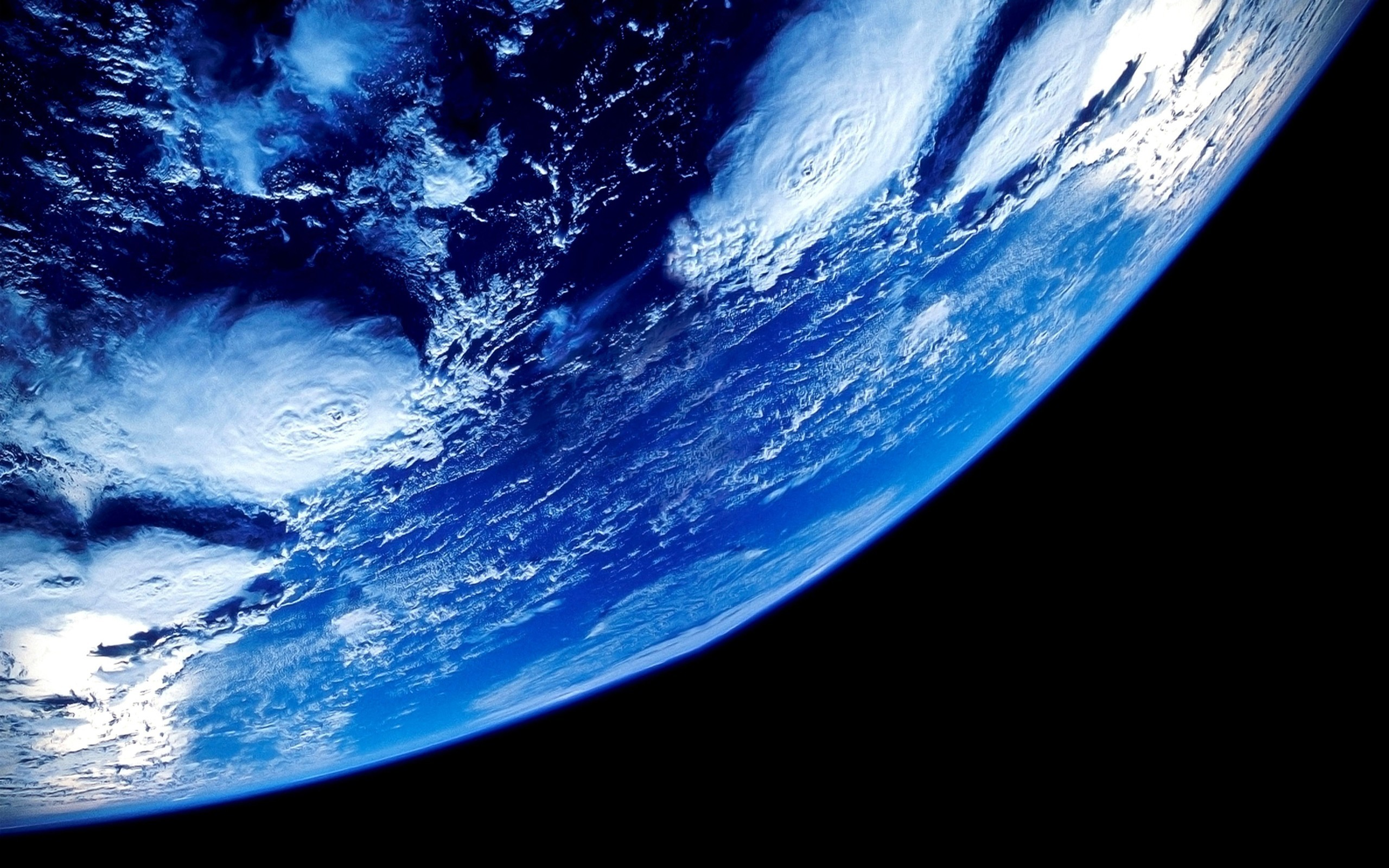 Earth From Space (Close-up) HD desktop wallpaper : High Definition : Mobile