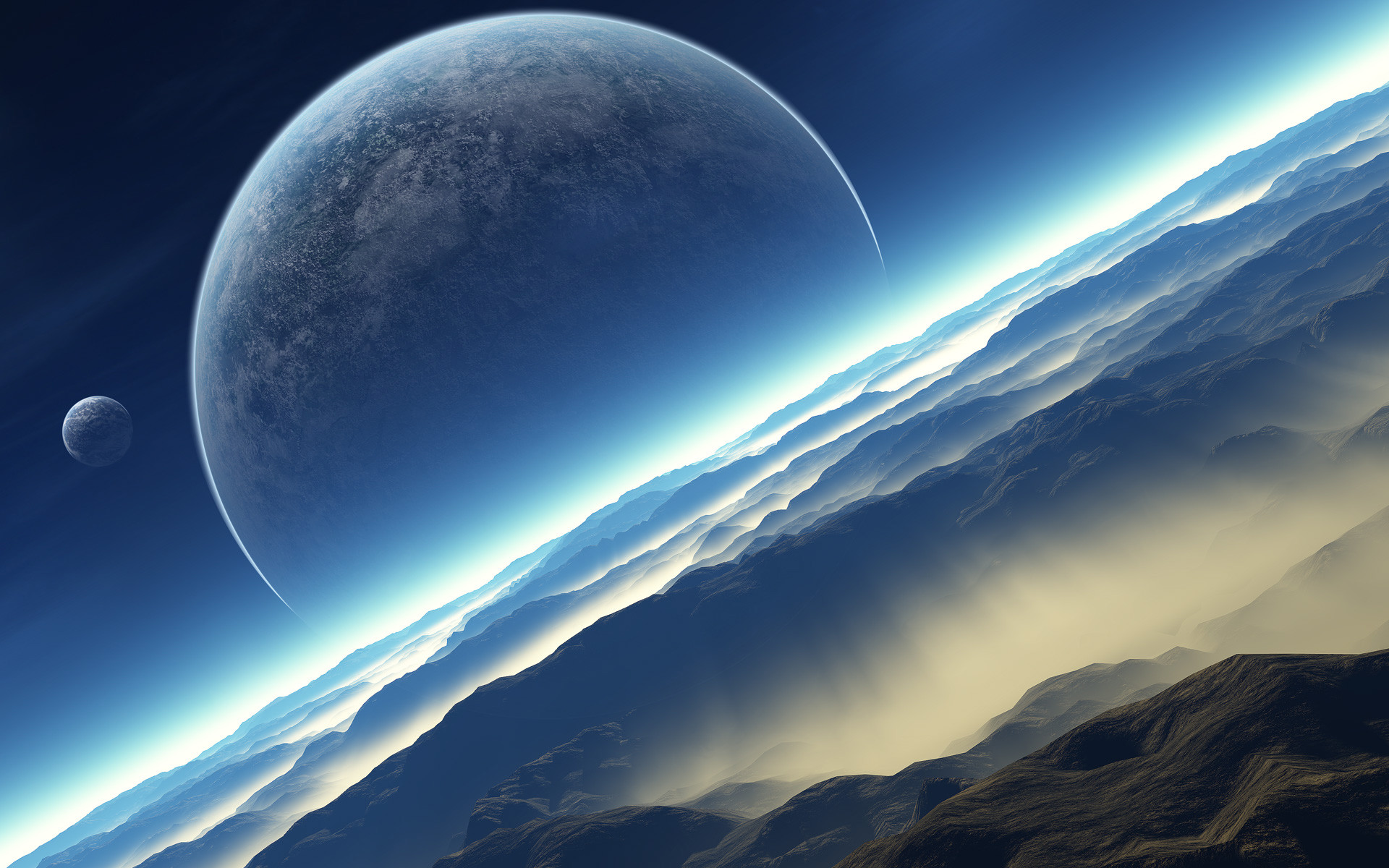 Space Wallpapers Collection (mostly 1920×1080)