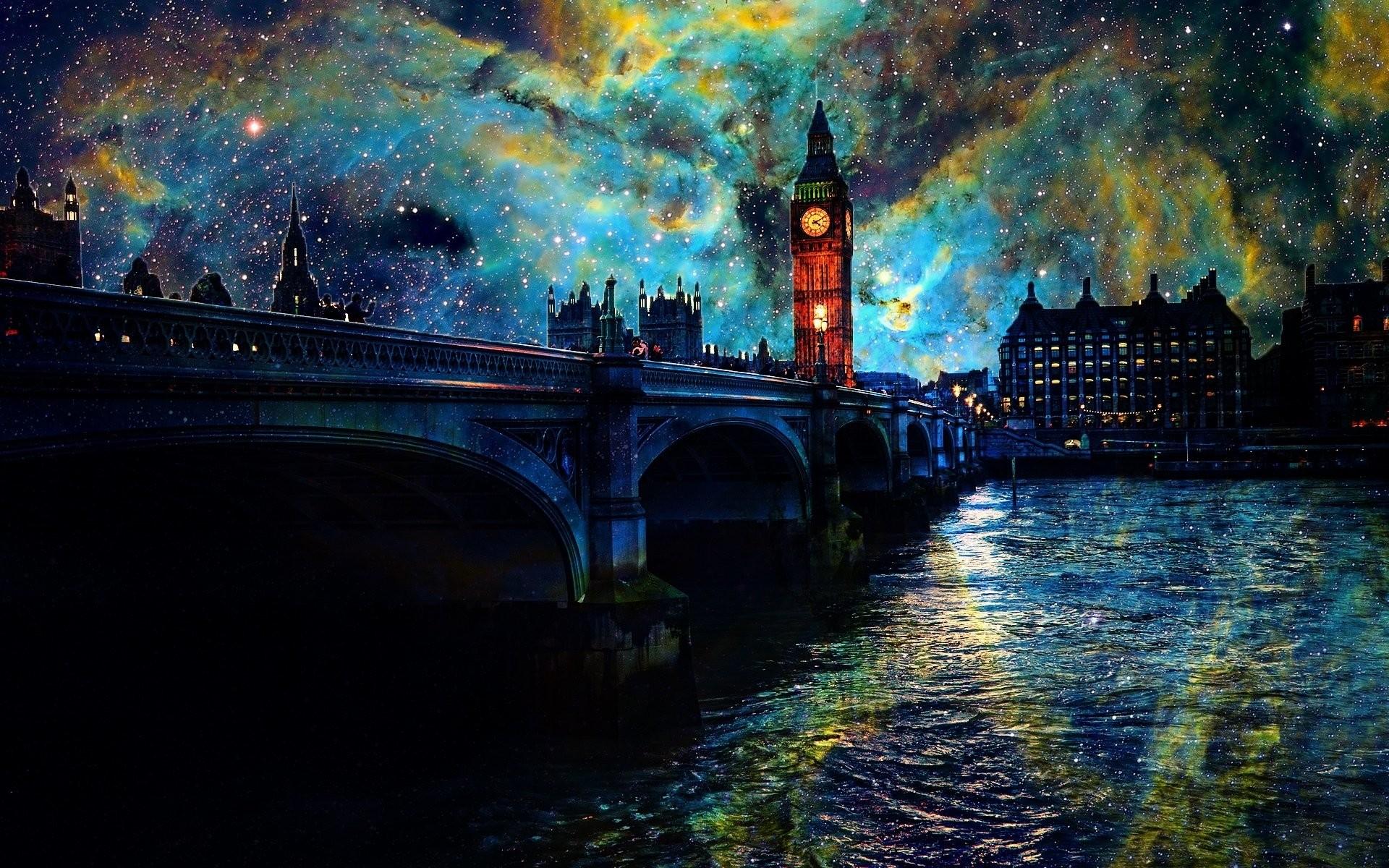 … Night Starry Sky · HD Wallpaper | Background ID:693831