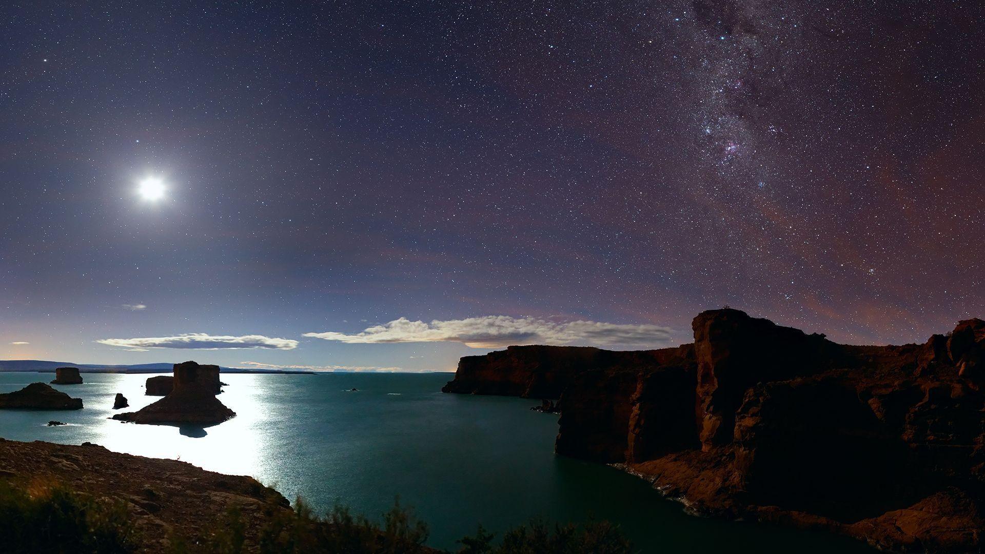 Top Starry Sky Ocean Images for Pinterest