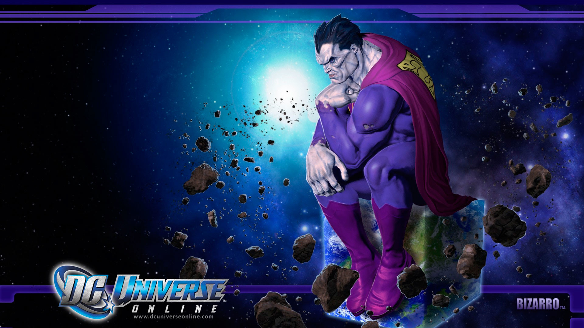 DC Universe Online 1080p Wallpaper DC Universe Online 720p Wallpaper