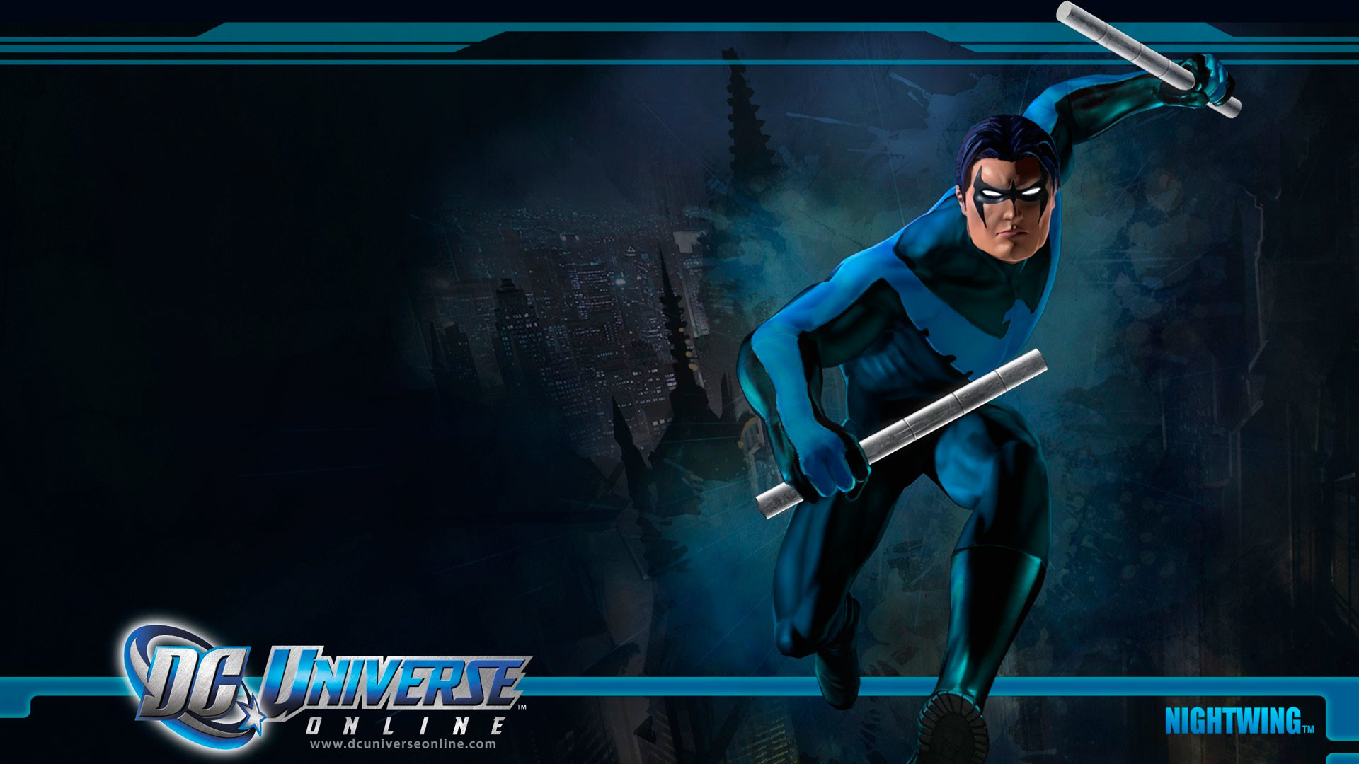 DC Universe Online 1080p Wallpaper …