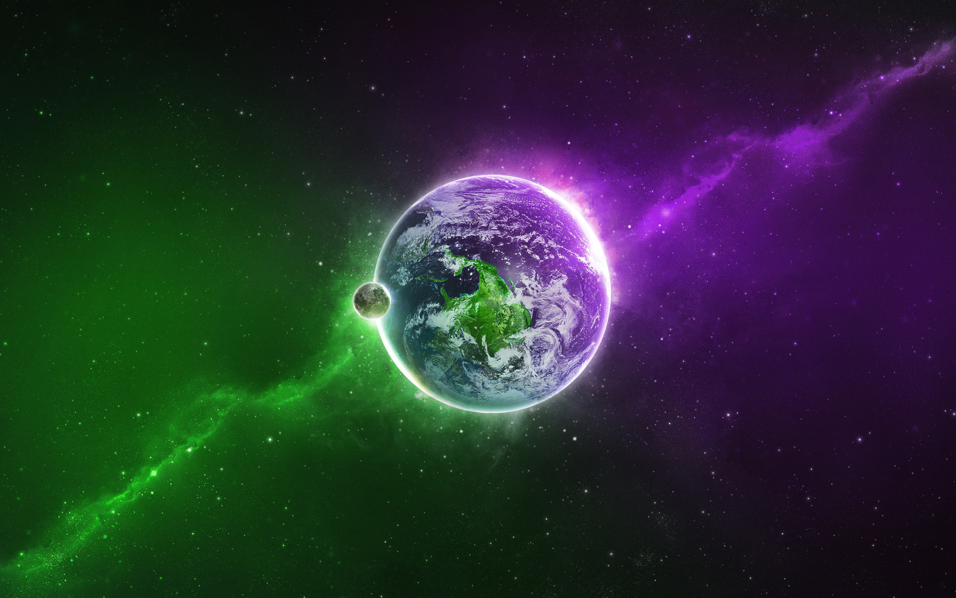 Full HD Space Wallpapers