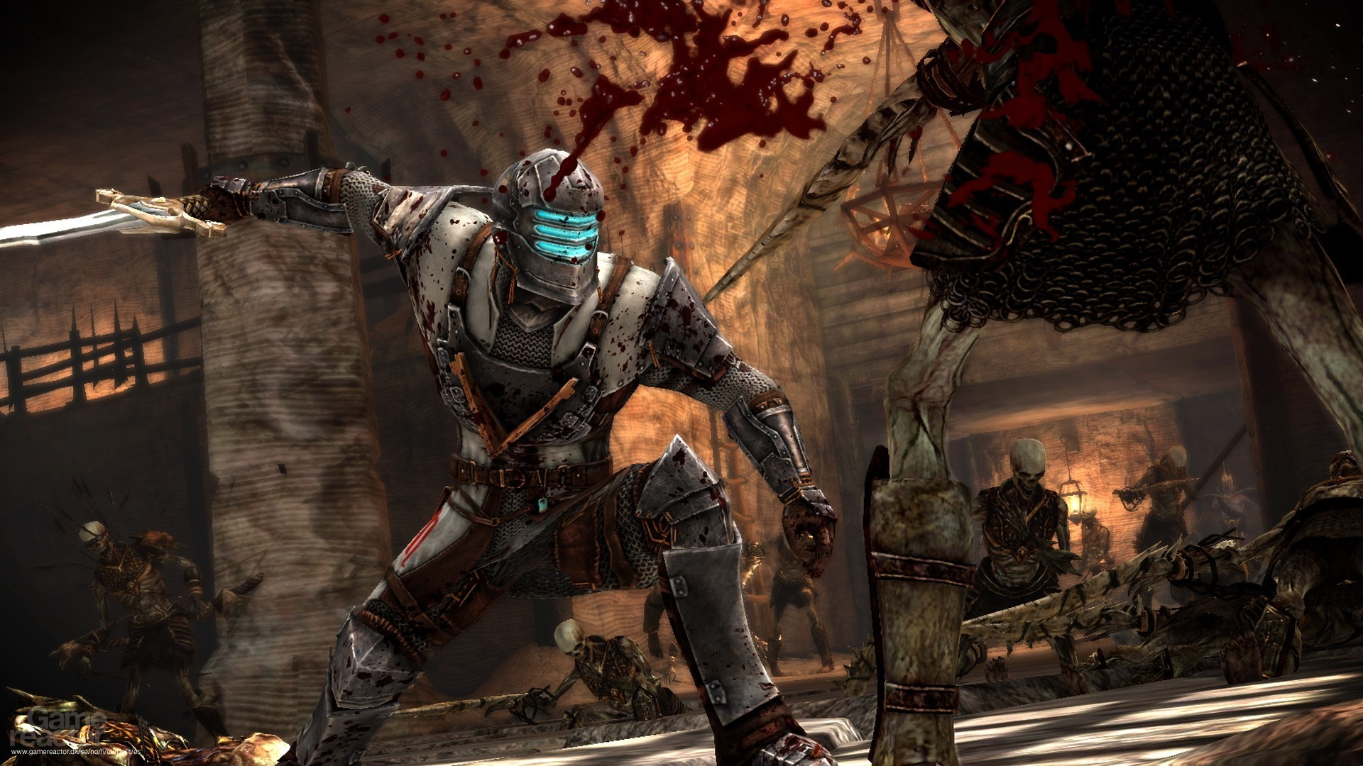 dead space free wallpaper and screensavers