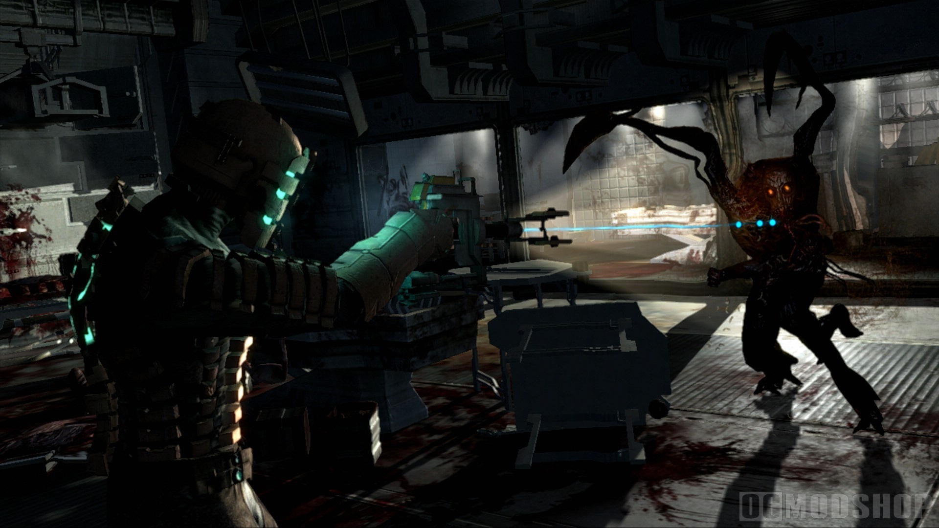 dead space screensavers and backgrounds free